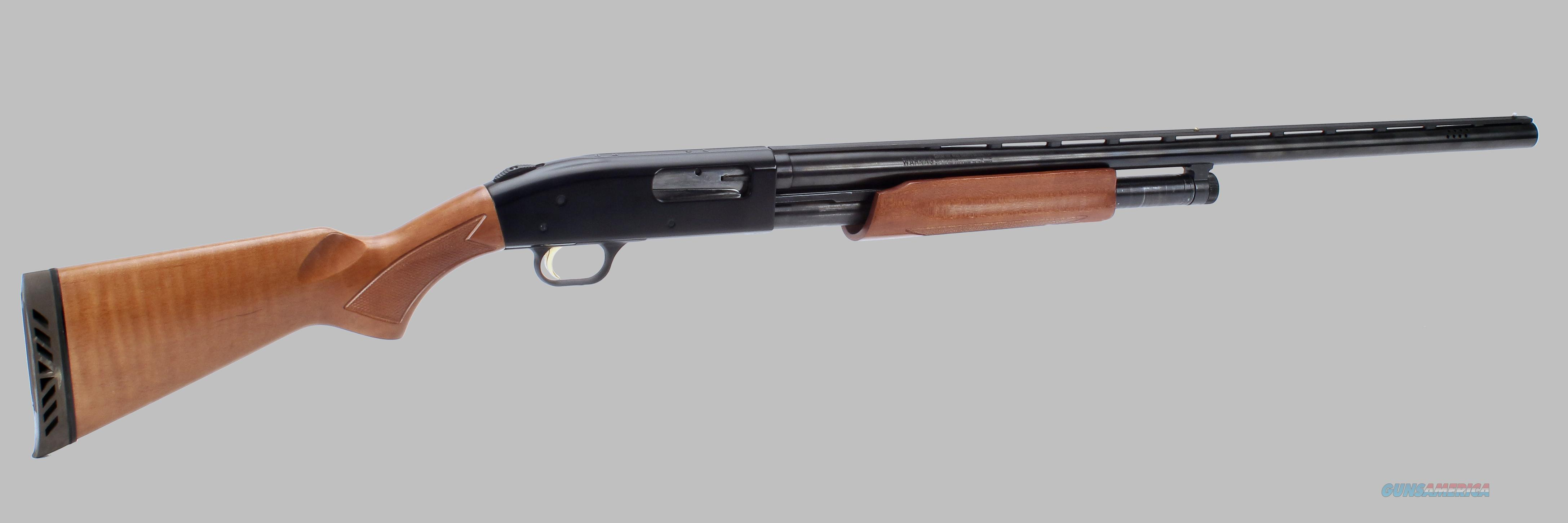 Mossberg Shotgun Model 500  Guns > Shotguns > Mossberg Shotguns > Pump > Sporting