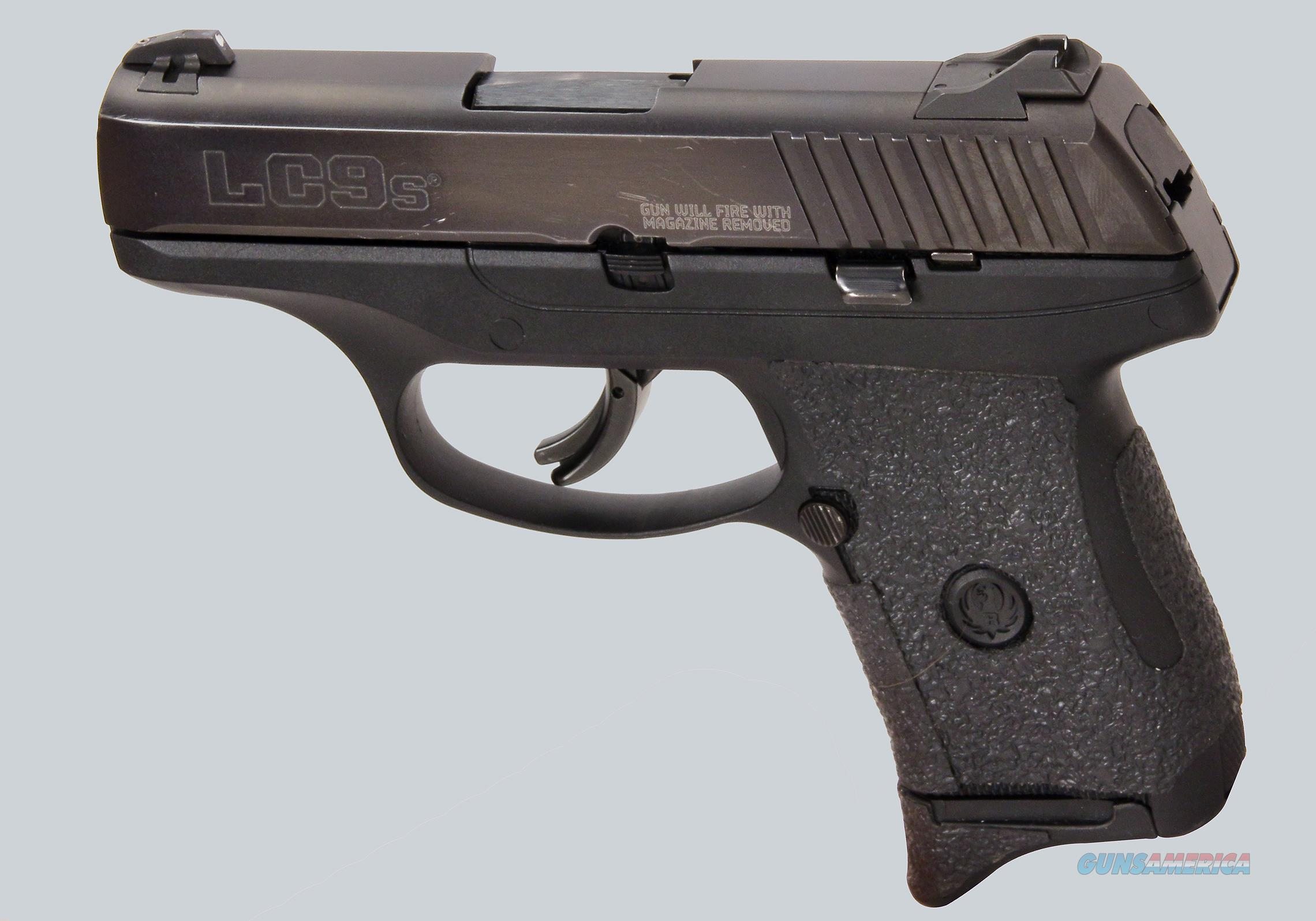 Ruger 9mm LC9S Pro Pistol  Guns > Pistols > Ruger Semi-Auto Pistols > LC9