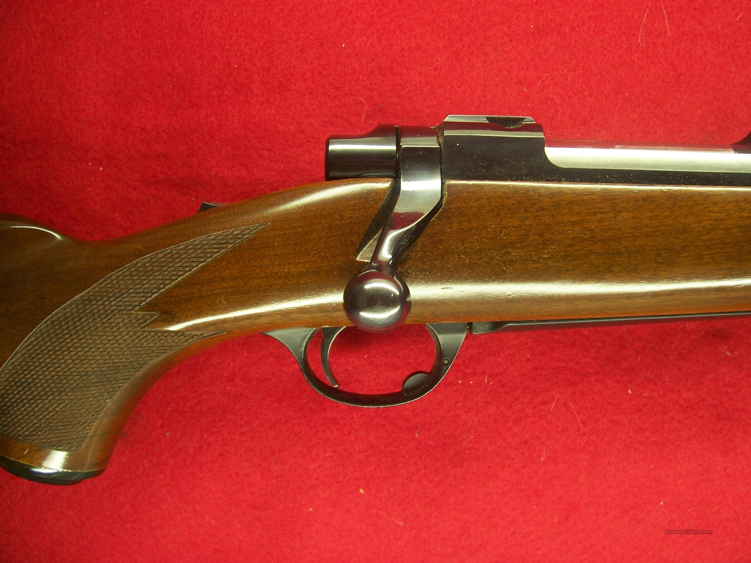 RUGER RIFLE BOLT-ACTION M77 .458WIN/MAG RED/PAD  Guns > Rifles > Ruger Rifles > Model 77