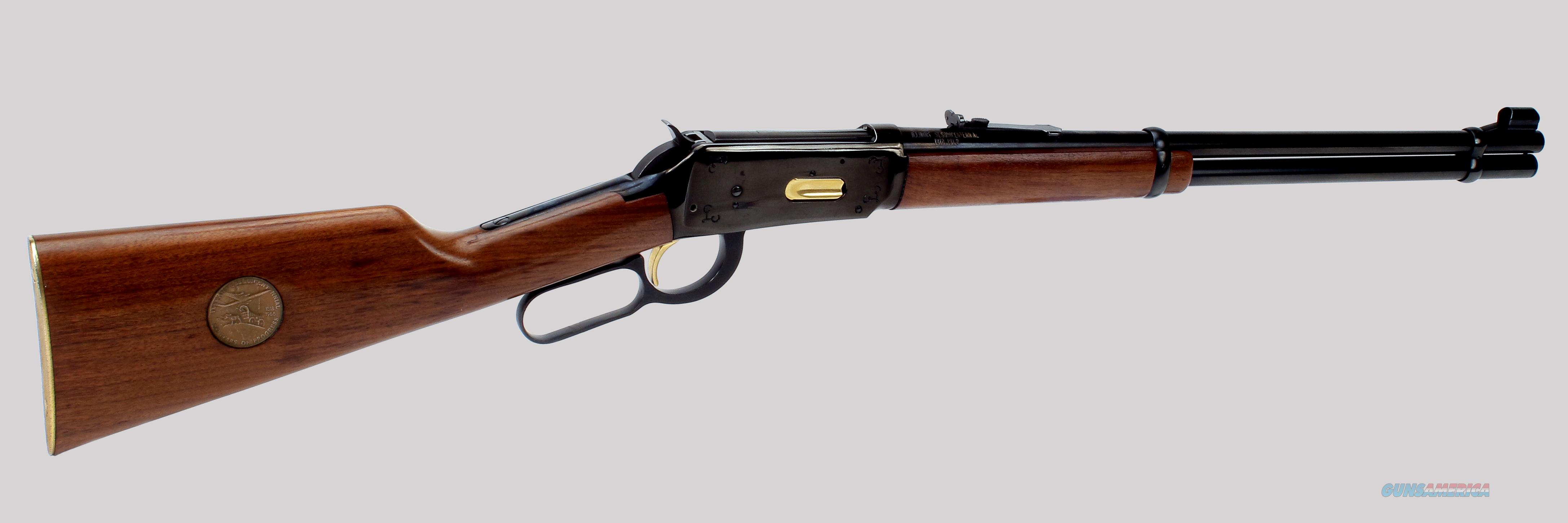 Winchester IL. Sesquicentennial Model 94 Rifle  Guns > Rifles > Winchester Rifles - Modern Lever > Model 94 > Post-64