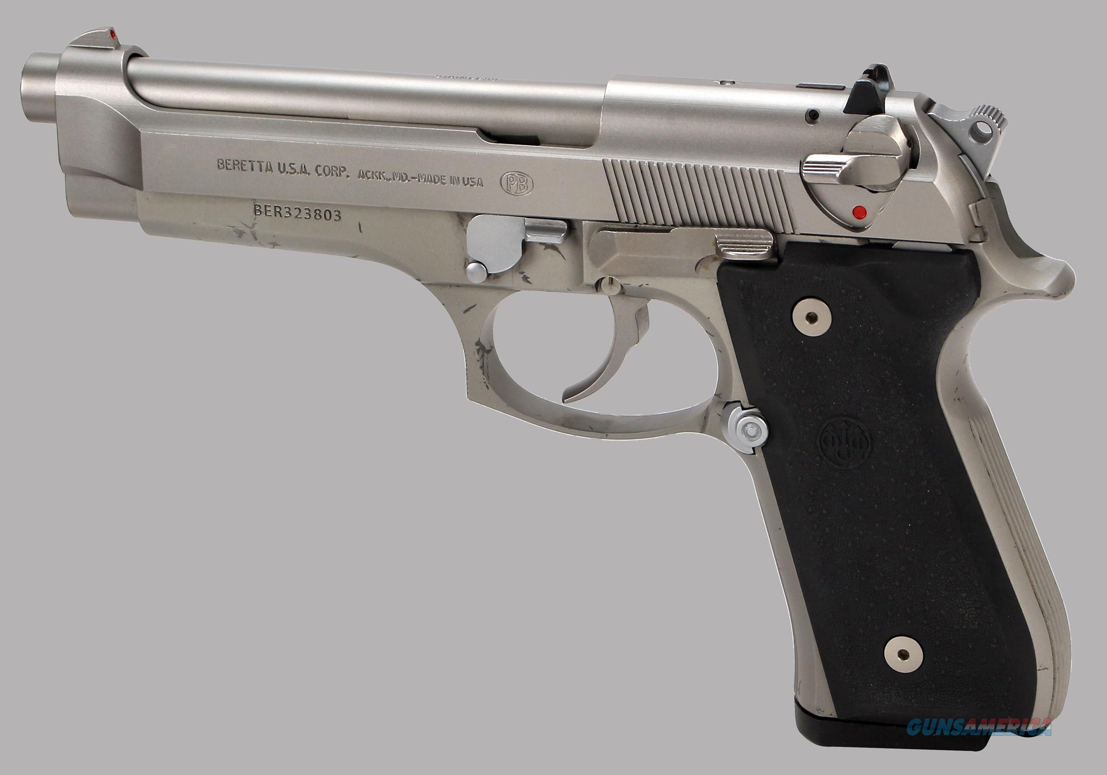 Beretta 92FS 9mm Pistol for sale
