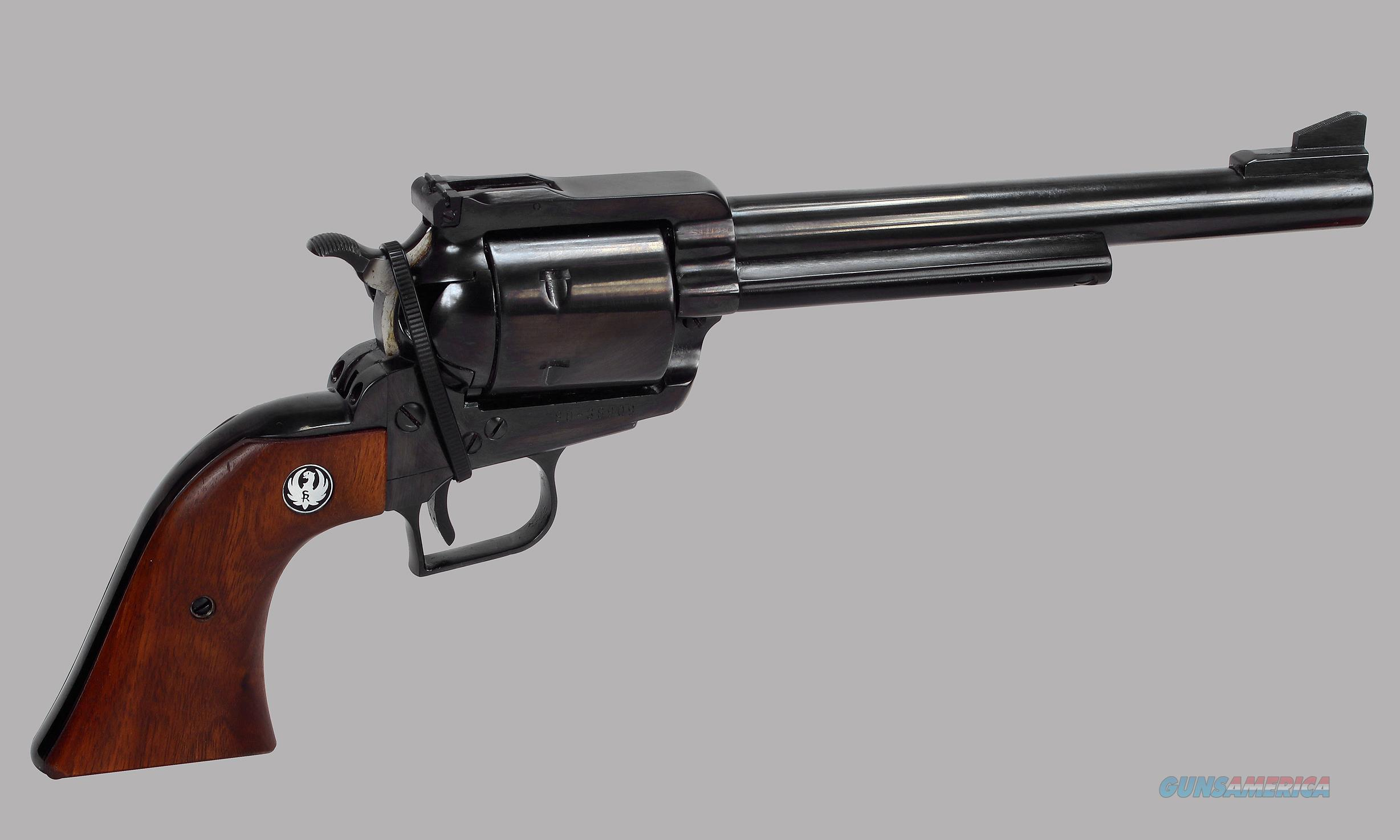 Ruger Super Blackhawk 44 Magnum Revolver  Guns > Pistols > Ruger Single Action Revolvers > Blackhawk Type