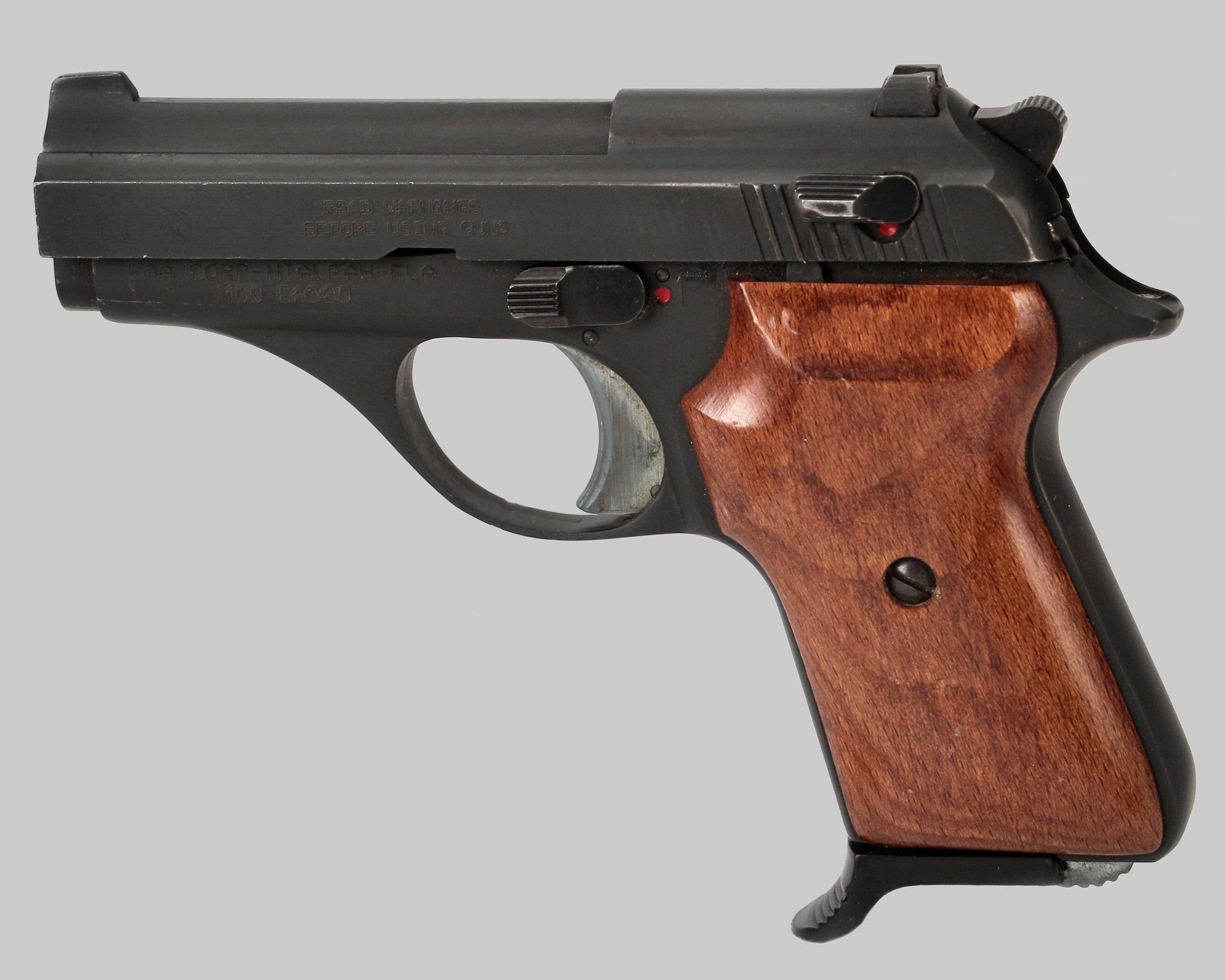 EAA Pistol Model EA380  Guns > Pistols > EAA Pistols > Other
