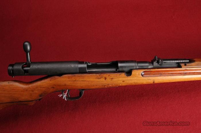"JAPANESE RIFLE MOD-TYPE 38 BLUE 6.5 CAL BARREL 31""  Guns > Rifles > Military Misc. Rifles Non-US > Other"