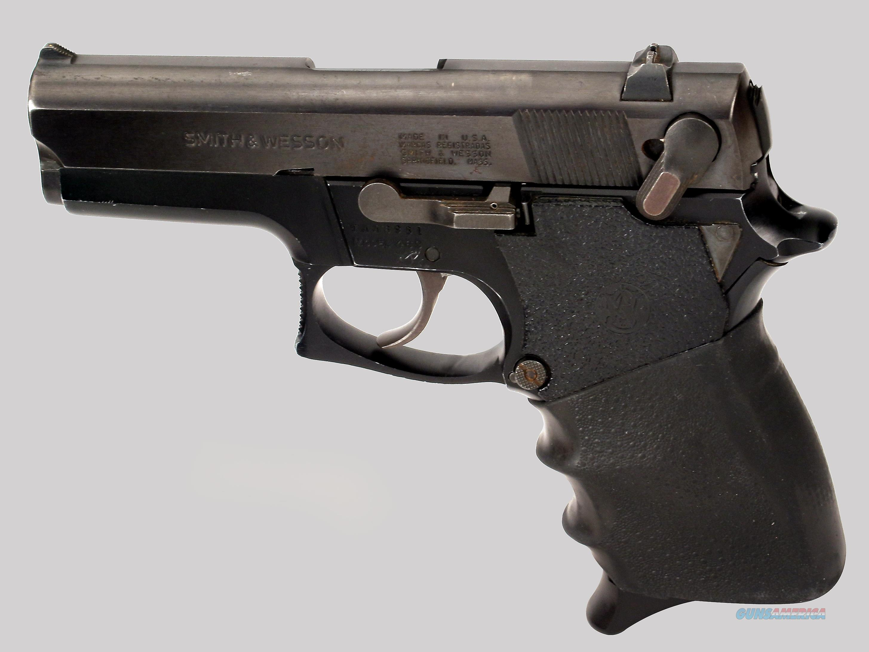 Smith & Wesson 9mm Pistol Model 469  Guns > Pistols > Smith & Wesson Pistols - Autos > Steel Frame