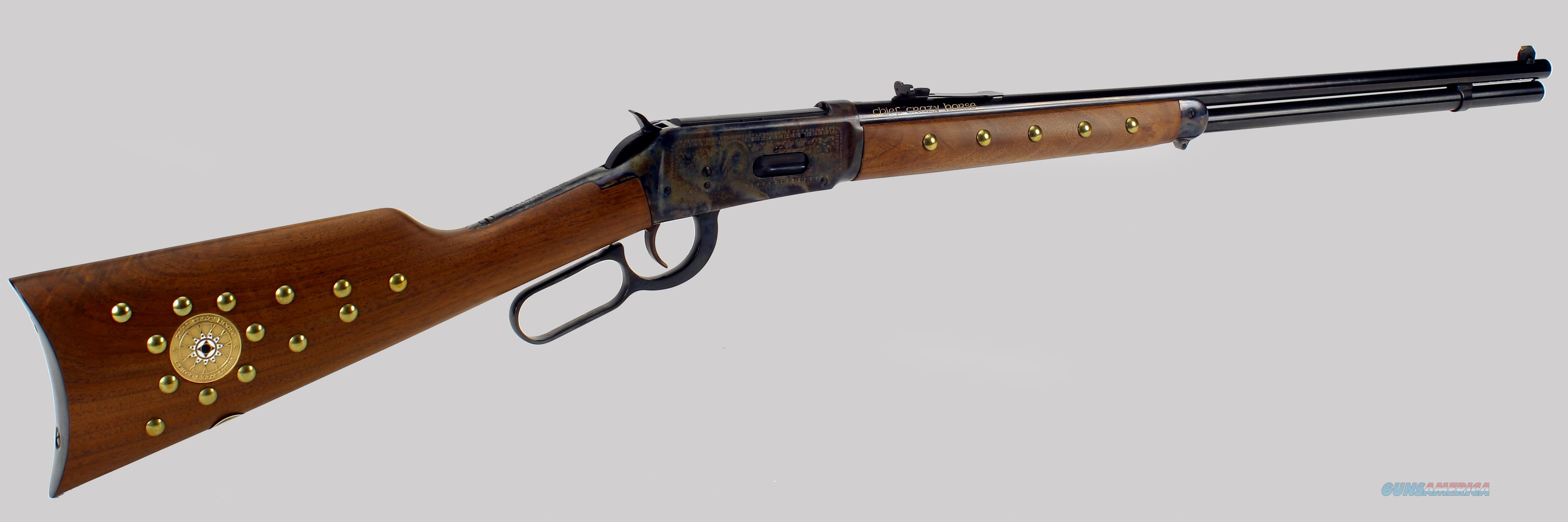 Winchester  94 Chief Crazy Horse Rifle  Guns > Rifles > Winchester Rifle Commemoratives