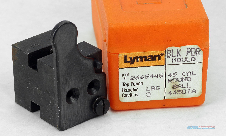Lyman Steel Bullet Mode  Non-Guns > Bullet Making Supplies