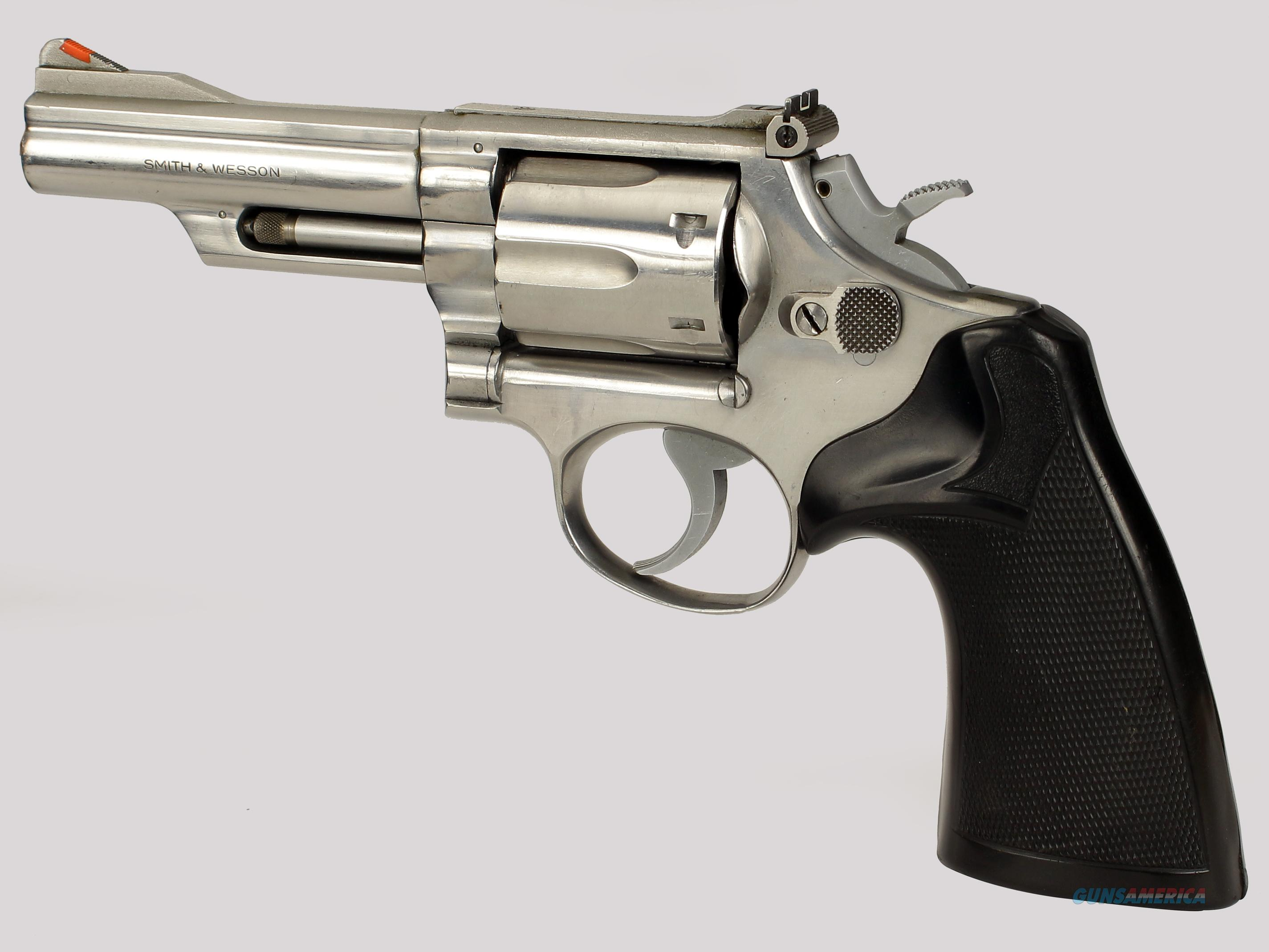 Smith & Wesson Model 66 Revolver  Guns > Pistols > Smith & Wesson Revolvers > Full Frame Revolver