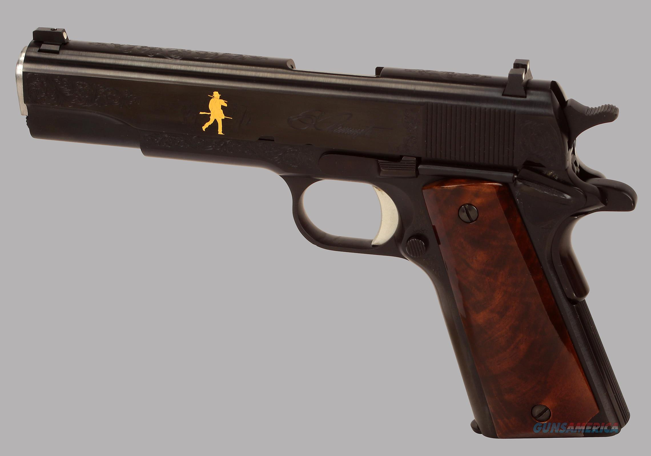 Remington R1 1911 200th Anniversary 45acp Pistol  Guns > Pistols > Remington Pistols - Modern > 1911