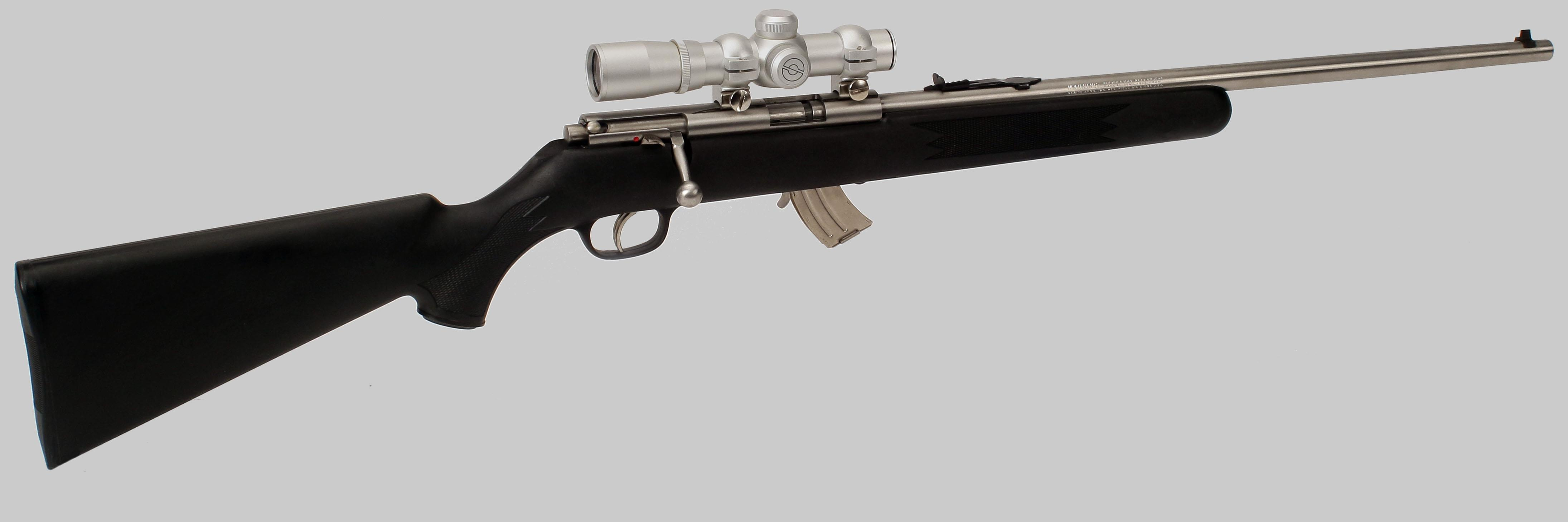 Savage MKII Bolt Action Rifle  Guns > Rifles > Savage Rifles > Standard Bolt Action > Sporting