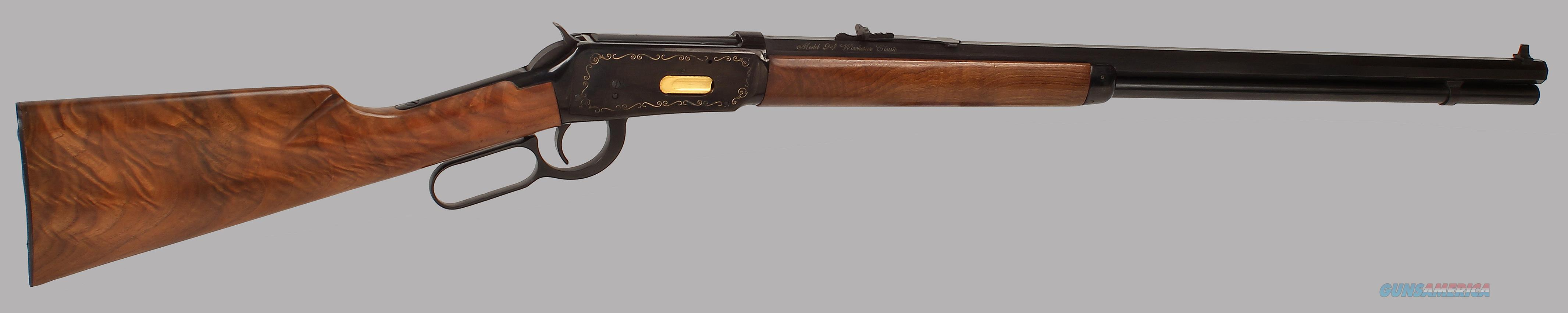 Winchester 30-30 Lever Action Model 94 Classic Rifle  Guns > Rifles > Winchester Rifles - Modern Lever > Model 94 > Post-64