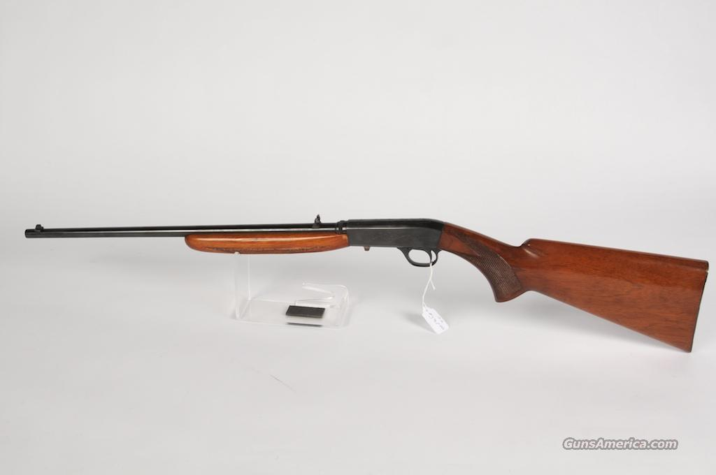 BROWNING RIFLE MOD-AUTOMATIC .22LR CAL BLUE BARREL  Guns > Rifles > Browning Rifles > Semi Auto > Hunting