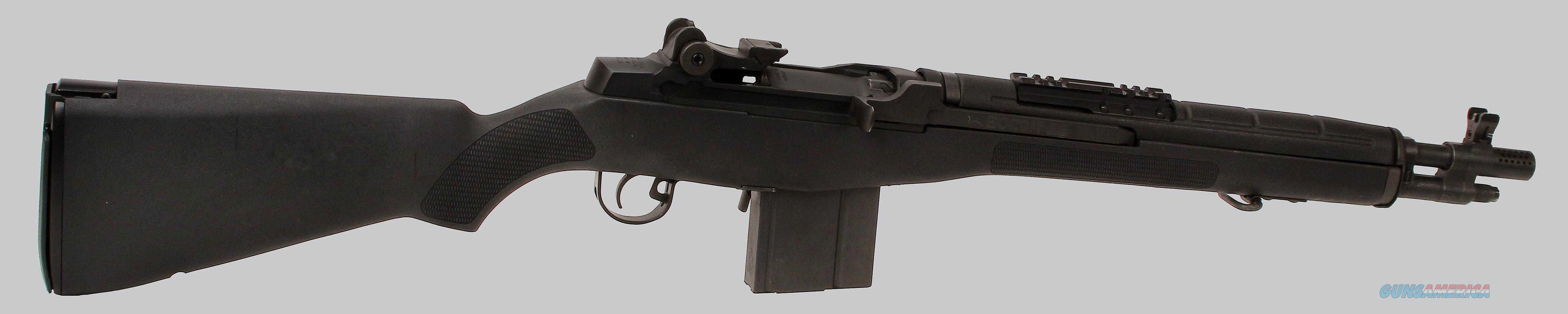 Springfield Armory 308cal M1A Scout Squad Semi Rifle  Guns > Rifles > Springfield Armory Rifles > M1A/M14
