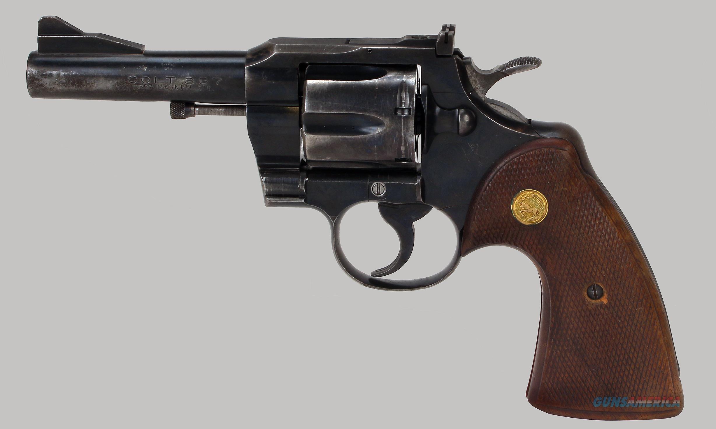 Colt 357 Magnum Model 357 Revolver  Guns > Pistols > Colt Double Action Revolvers- Modern