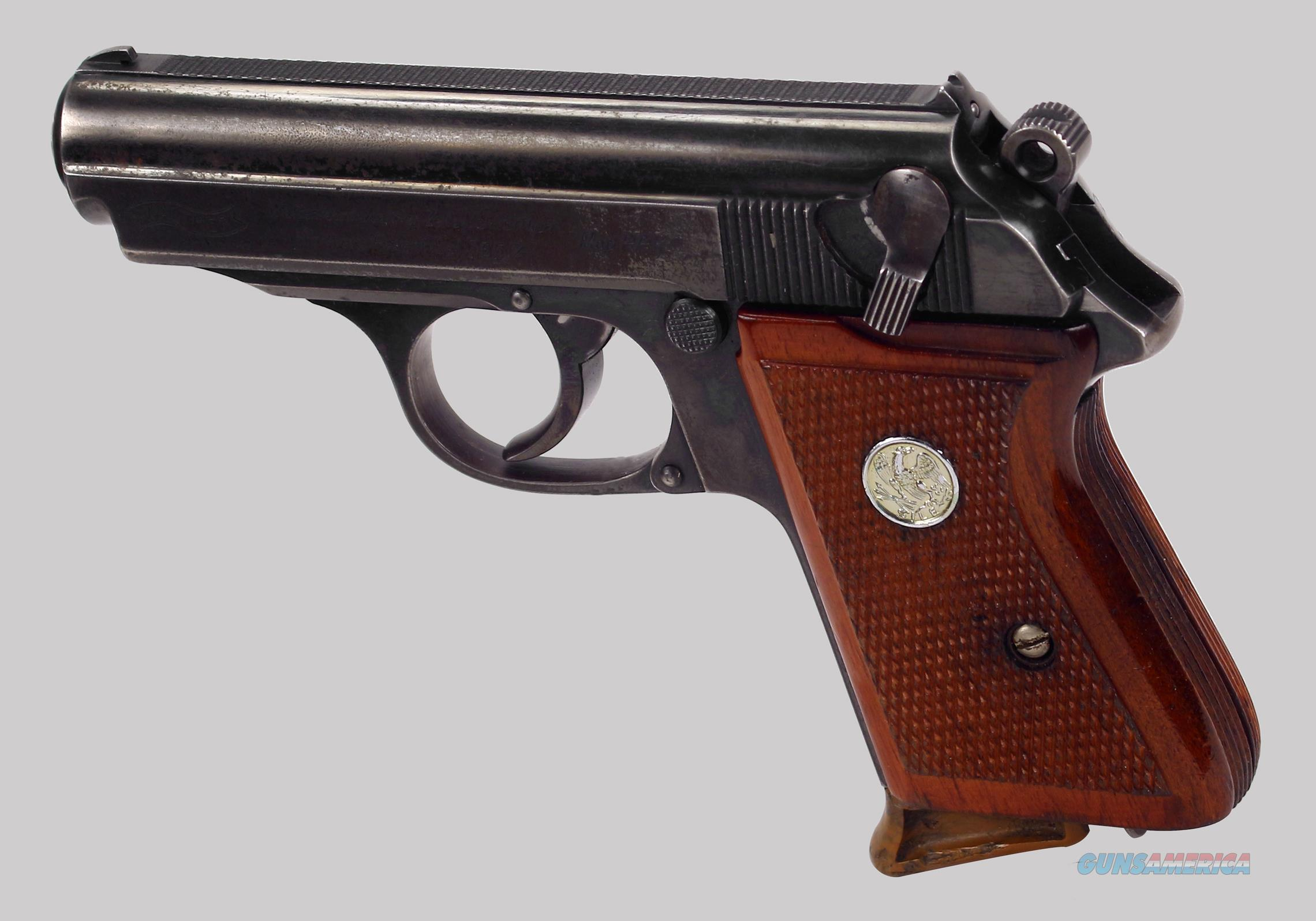 Walther PPK 32acp Pistol  Guns > Pistols > Walther Pistols > Post WWII > PPK Series