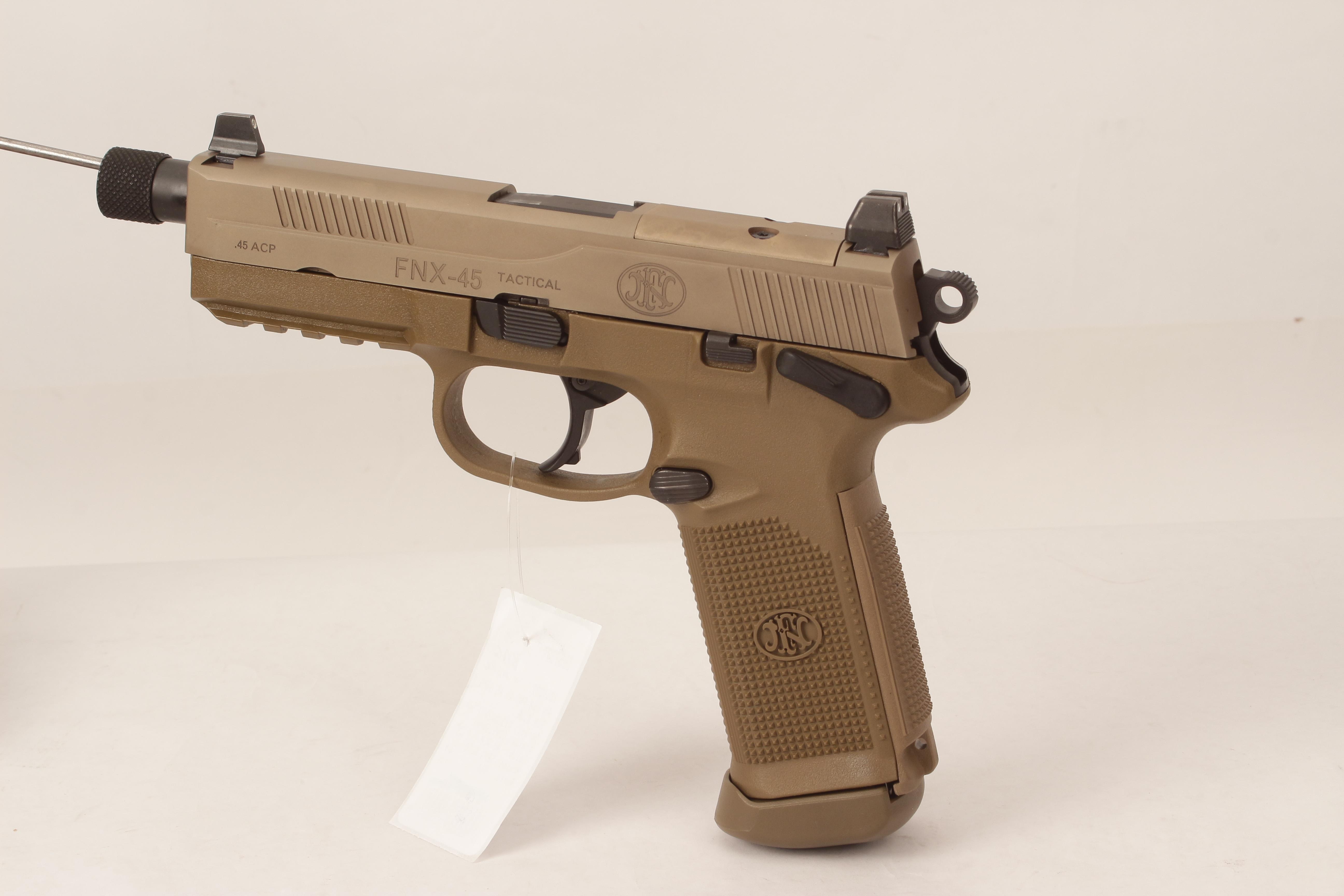 FN 45cal FNV-45 Pistol  Guns > Pistols > FNH - Fabrique Nationale (FN) Pistols > High Power Type