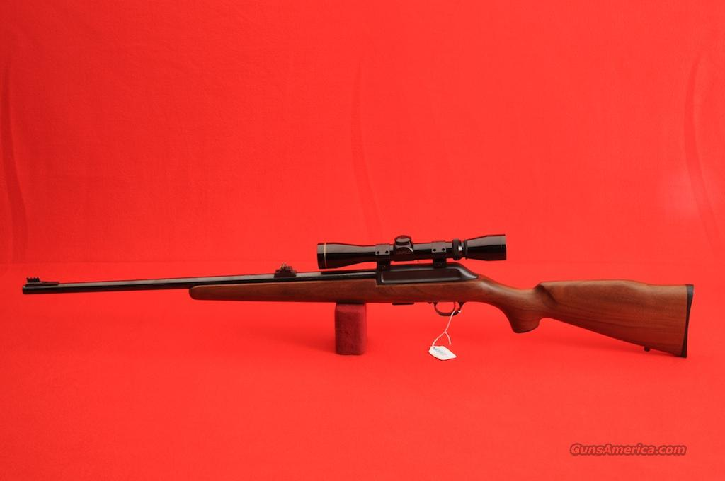 "THOMPSONS CENTER RIFLE MOD-22 CLASSIC .22LR CAL 22"" BLUE BARREL  Guns > Rifles > Thompson Center Rifles > Icon"