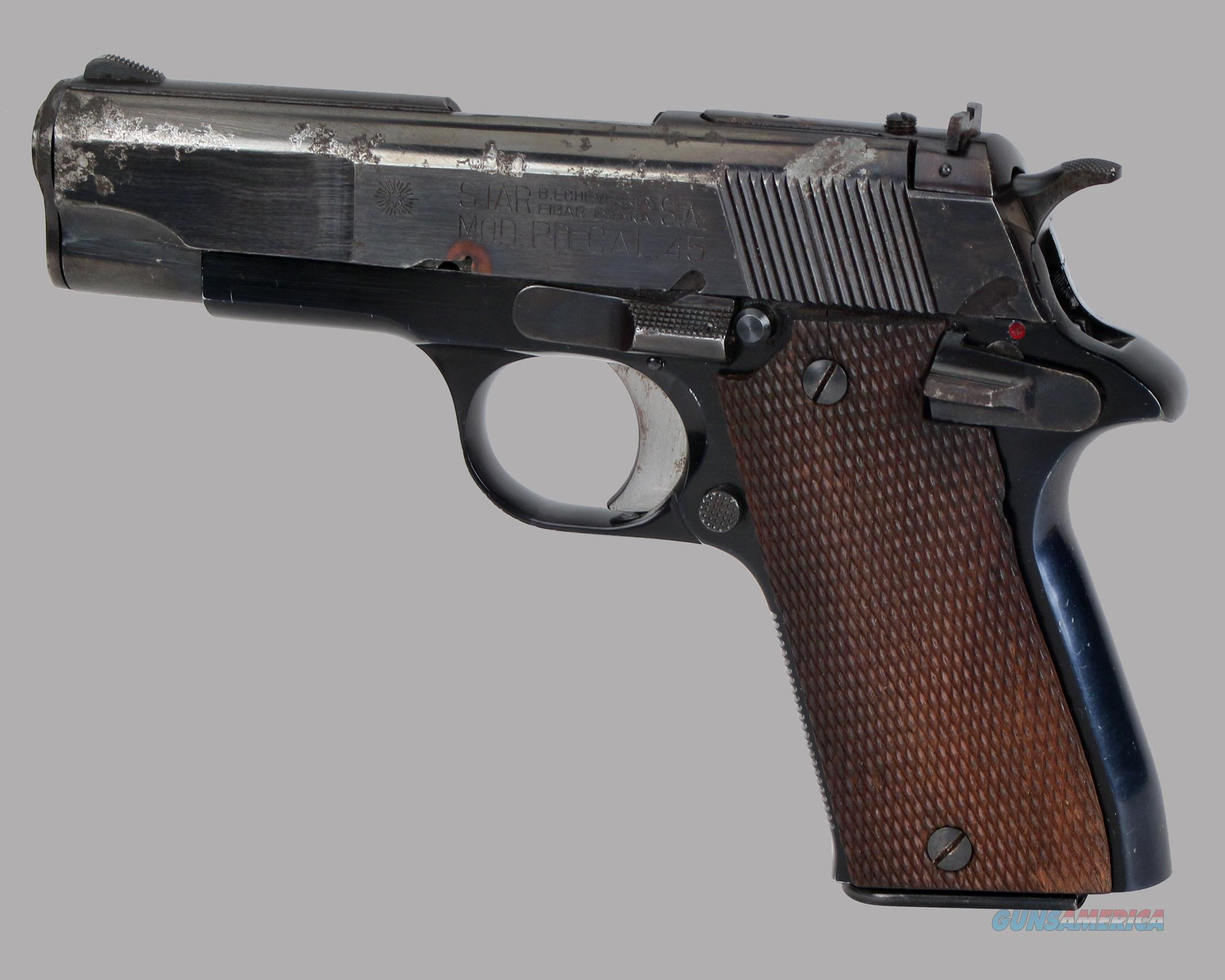 Midwest Auto Sales >> Star Interarms Model PD 45cal Pistol for sale