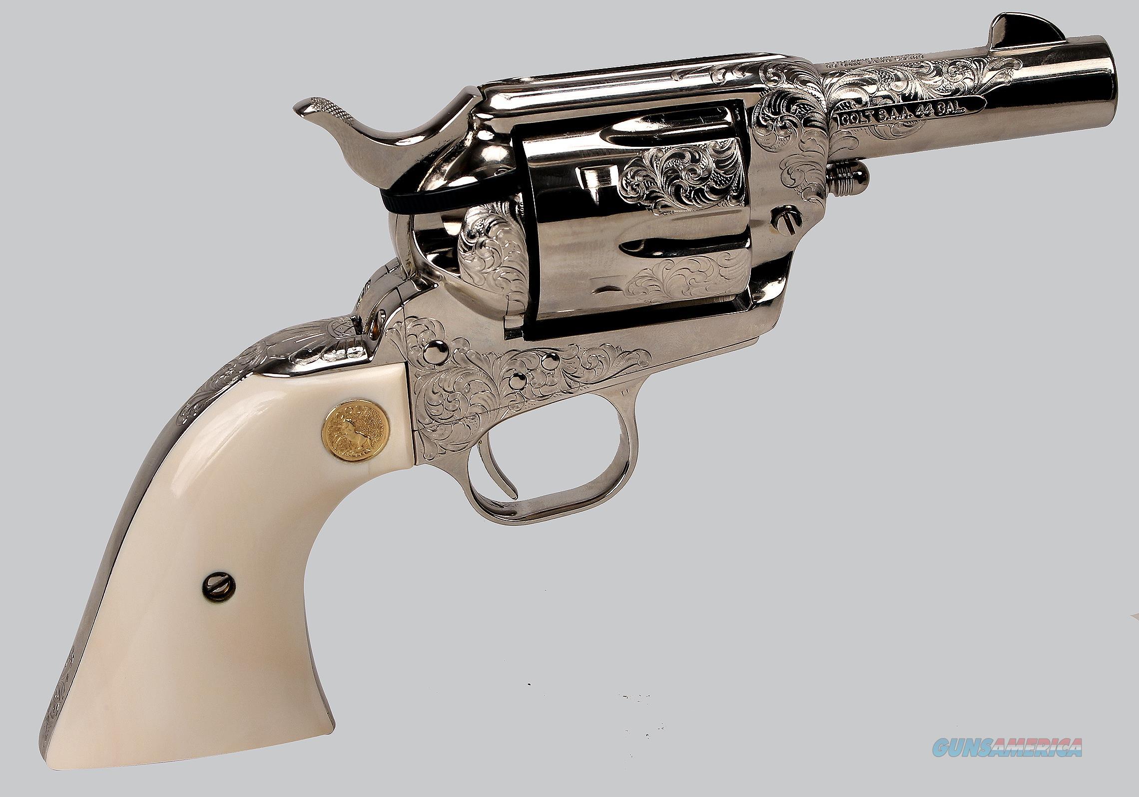 Colt Sheriffs Model 44spl/44-40cal Revolver  Guns > Pistols > Colt Commemorative Pistols