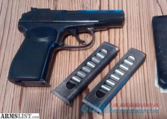 Russian Makarov (Baikal)  Guns > Pistols > Baikal Pistols