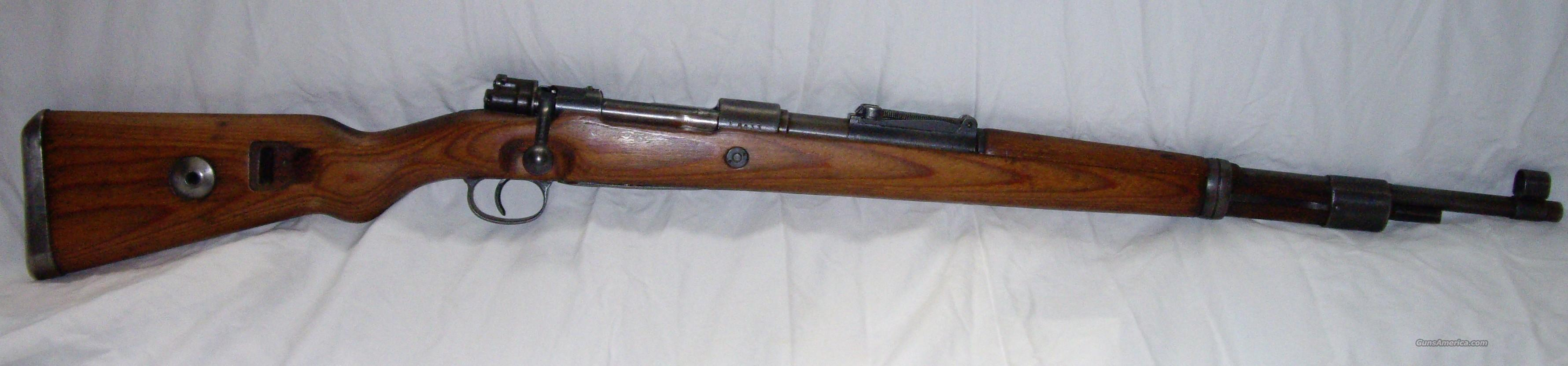 "Yugo Mauser ""Prezduce 44"" in 8mm  Guns > Rifles > Mauser Rifles > German"