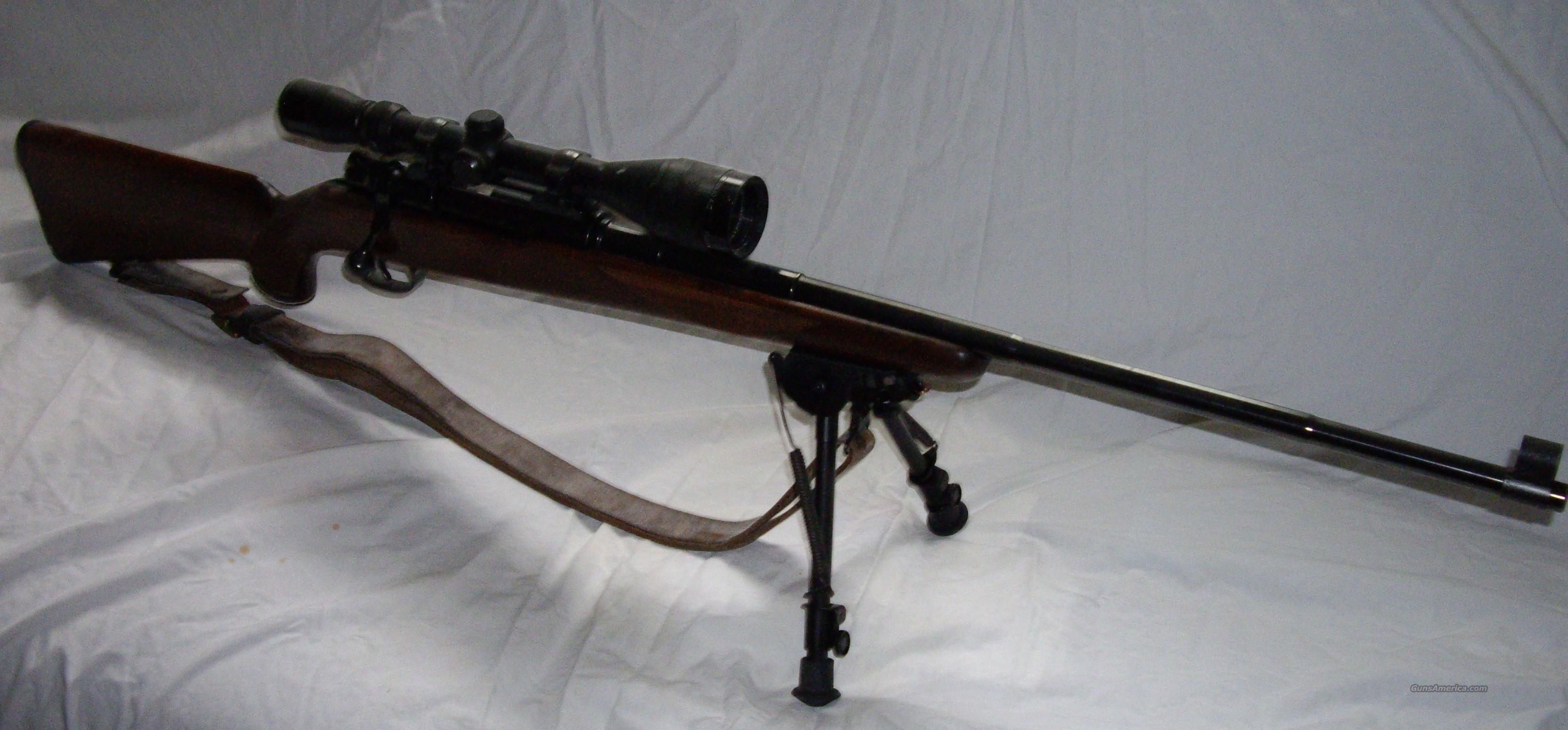 German Mauser .308  Guns > Rifles > Mauser Rifles > German
