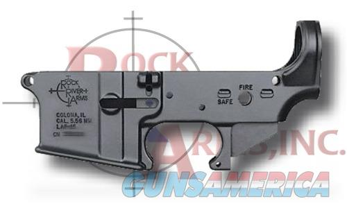 Rock River Arms AR0114RRA Stripped Lower Receiver  Guns > Rifles > Rock River Arms Rifles