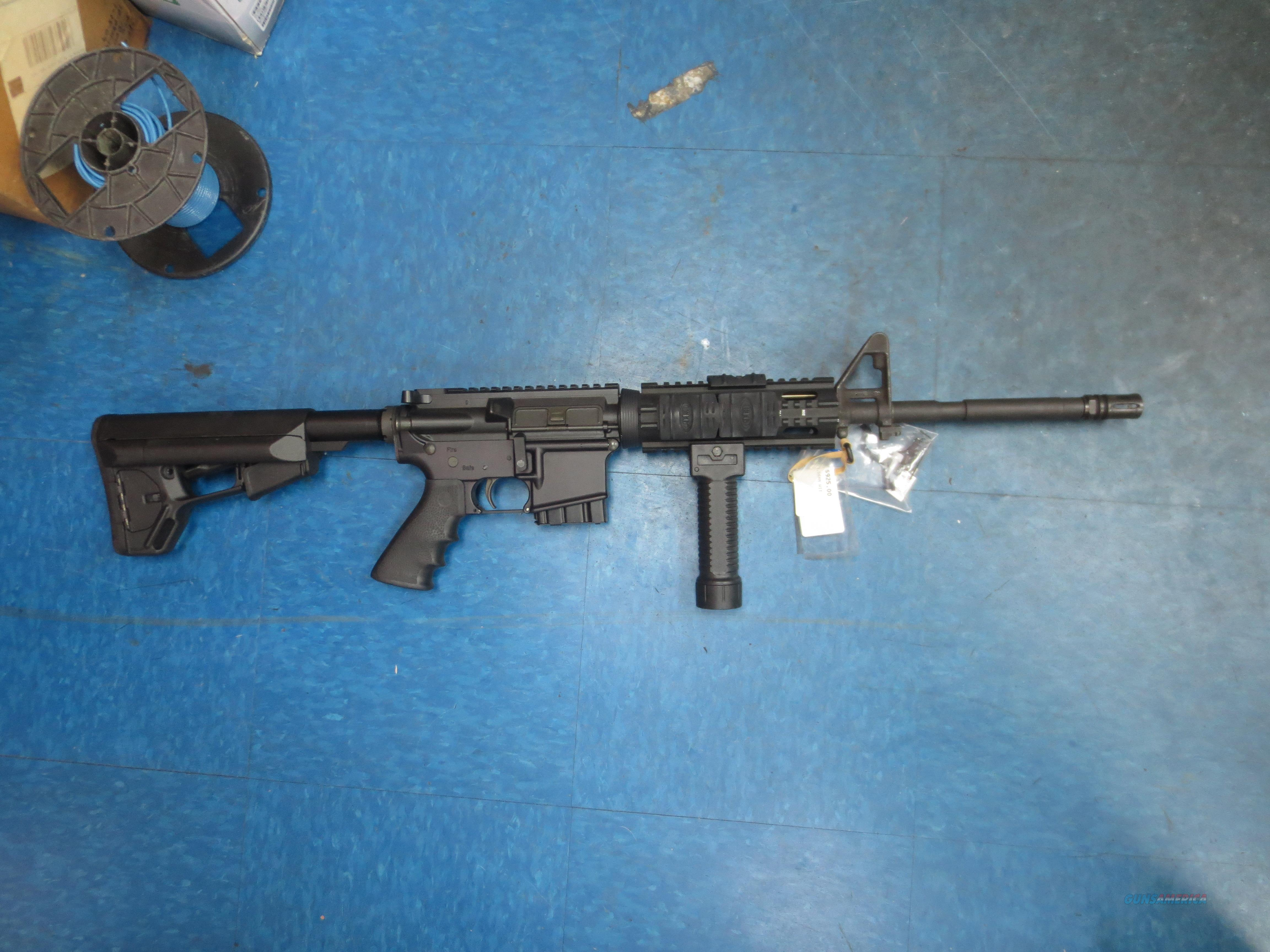 Delaware Machinery AR15 5.56mm (no CA)   Guns > Rifles > AR-15 Rifles - Small Manufacturers > Complete Rifle
