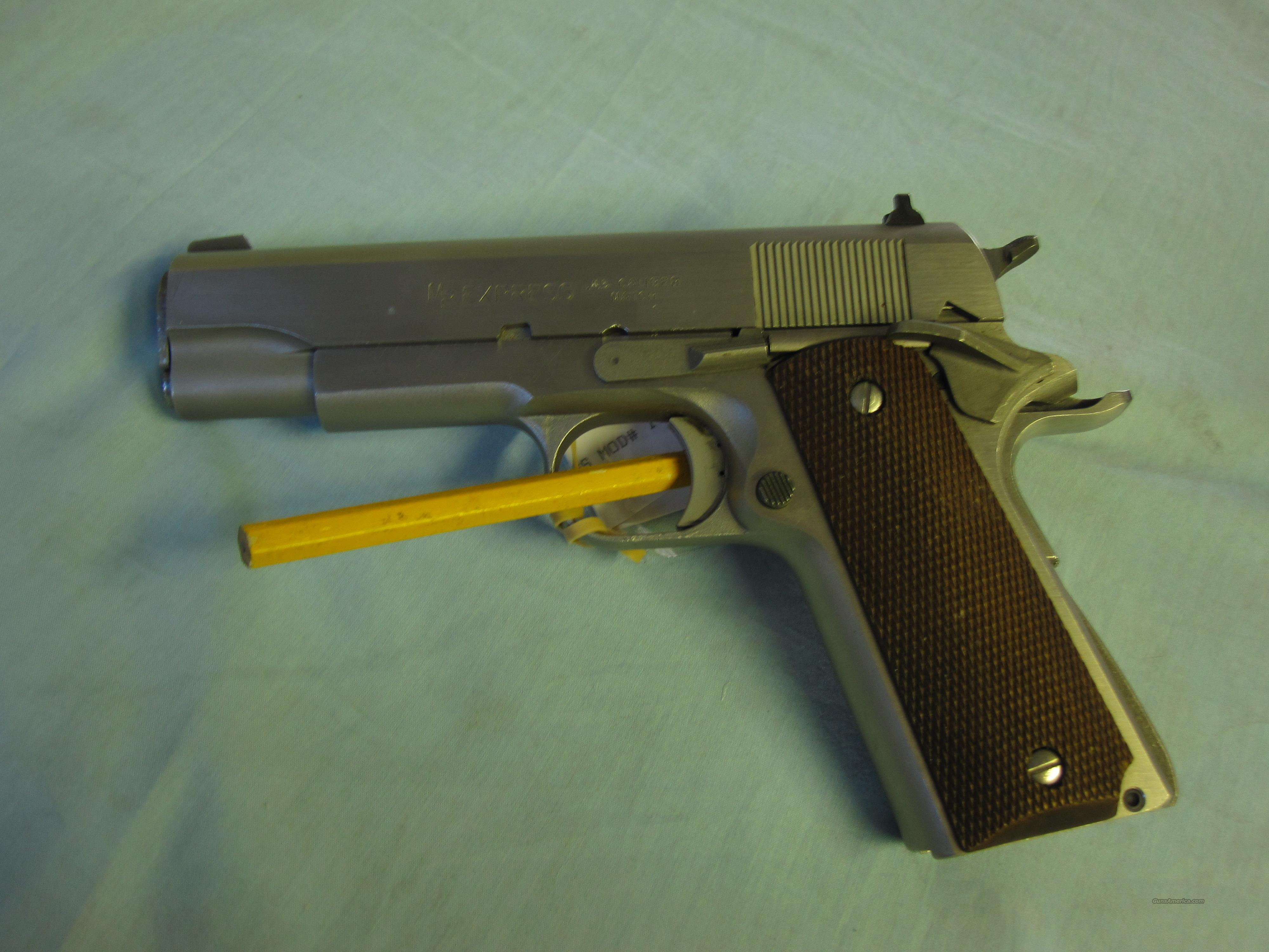 "MP Express (1911 copy) 45 acp match pistol 4.25""  Guns > Pistols > 1911 Pistol Copies (non-Colt)"
