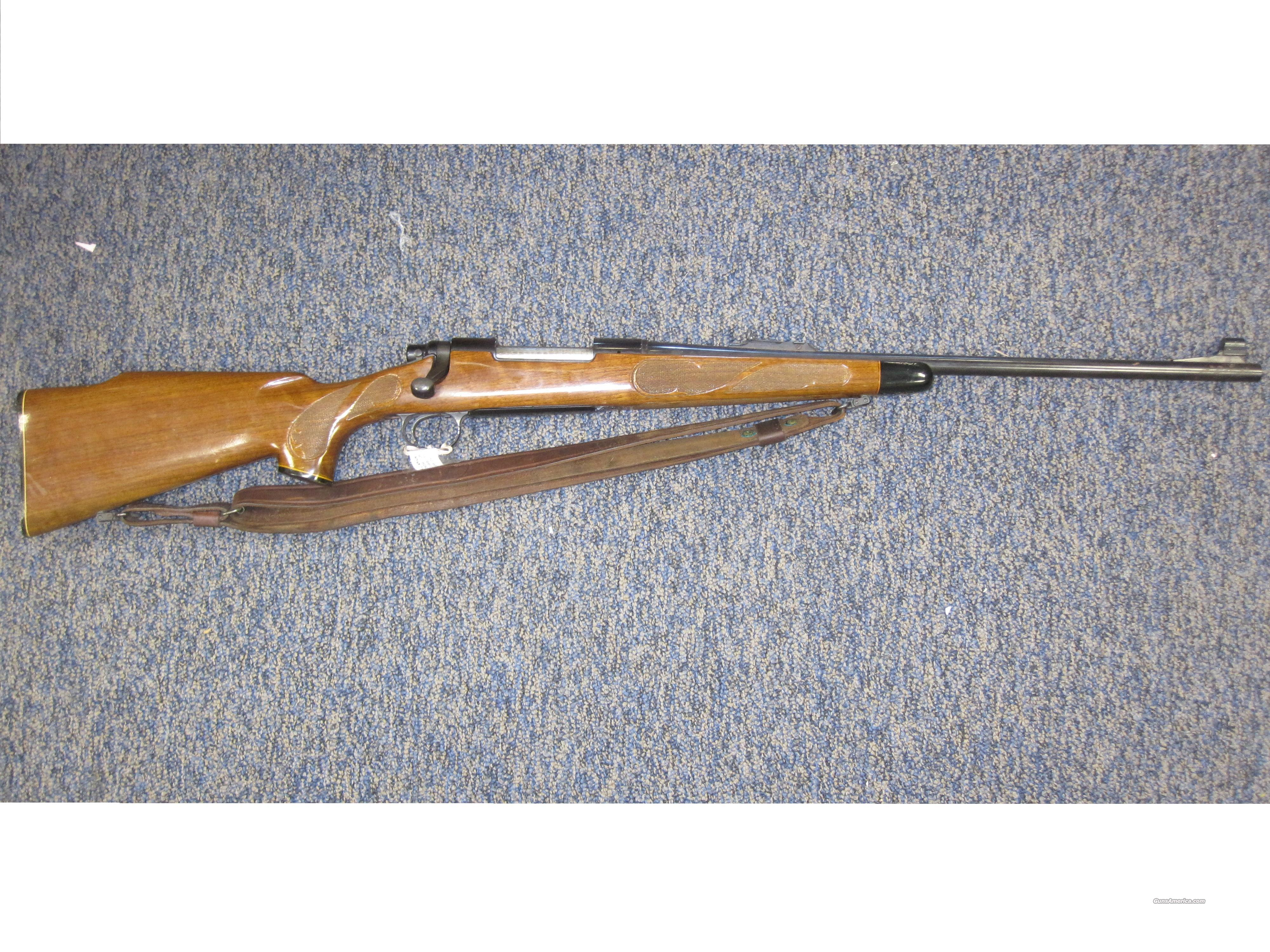 Remington mod# 700 30.06 cal bolt action rifle  Guns > Rifles > Remington Rifles - Modern > Model 700 > Sporting