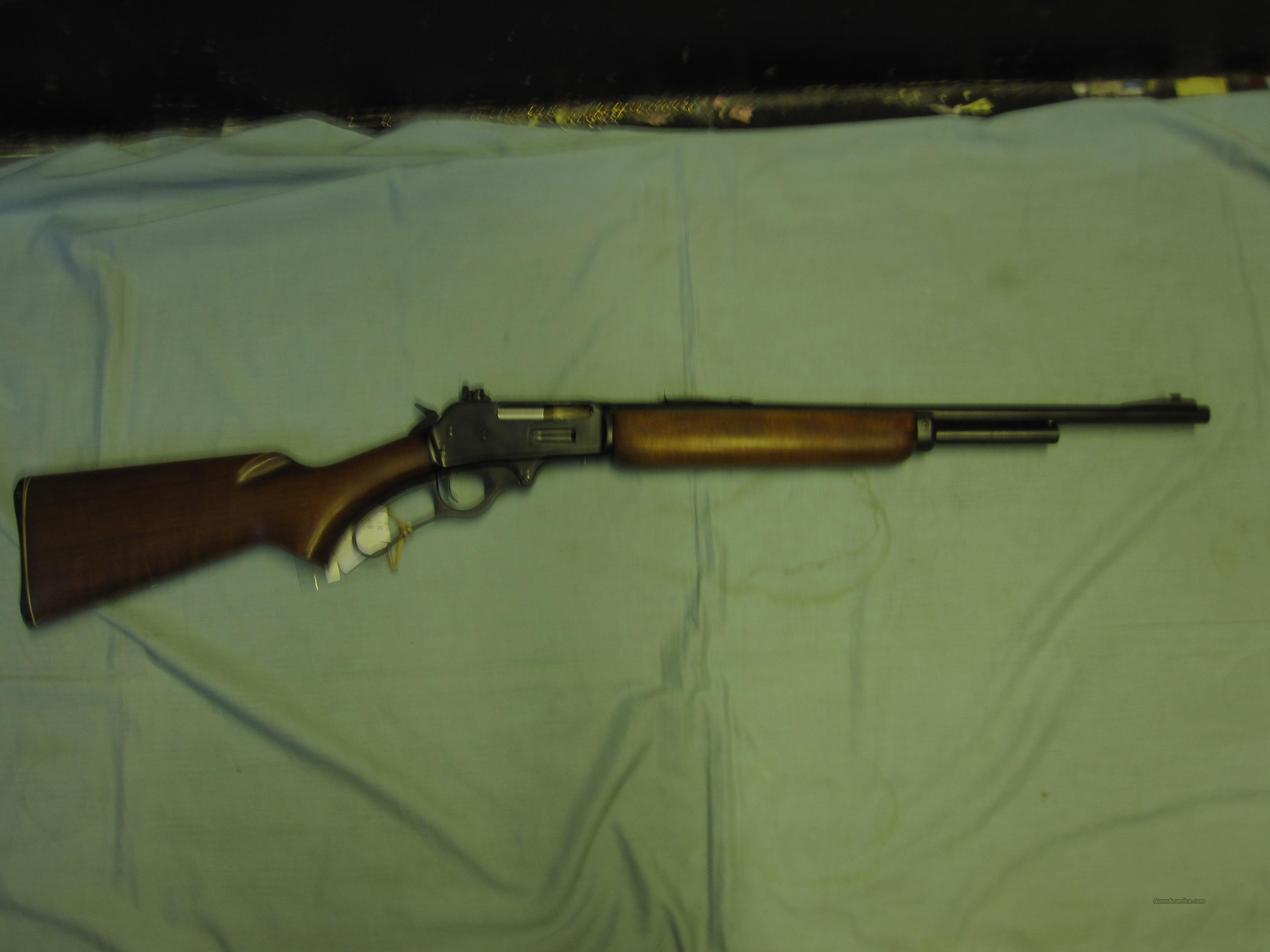 Marlin mod# 336 s.c. 30-30 cal lever action rifle  Guns > Rifles > Marlin Rifles > Modern > Lever Action
