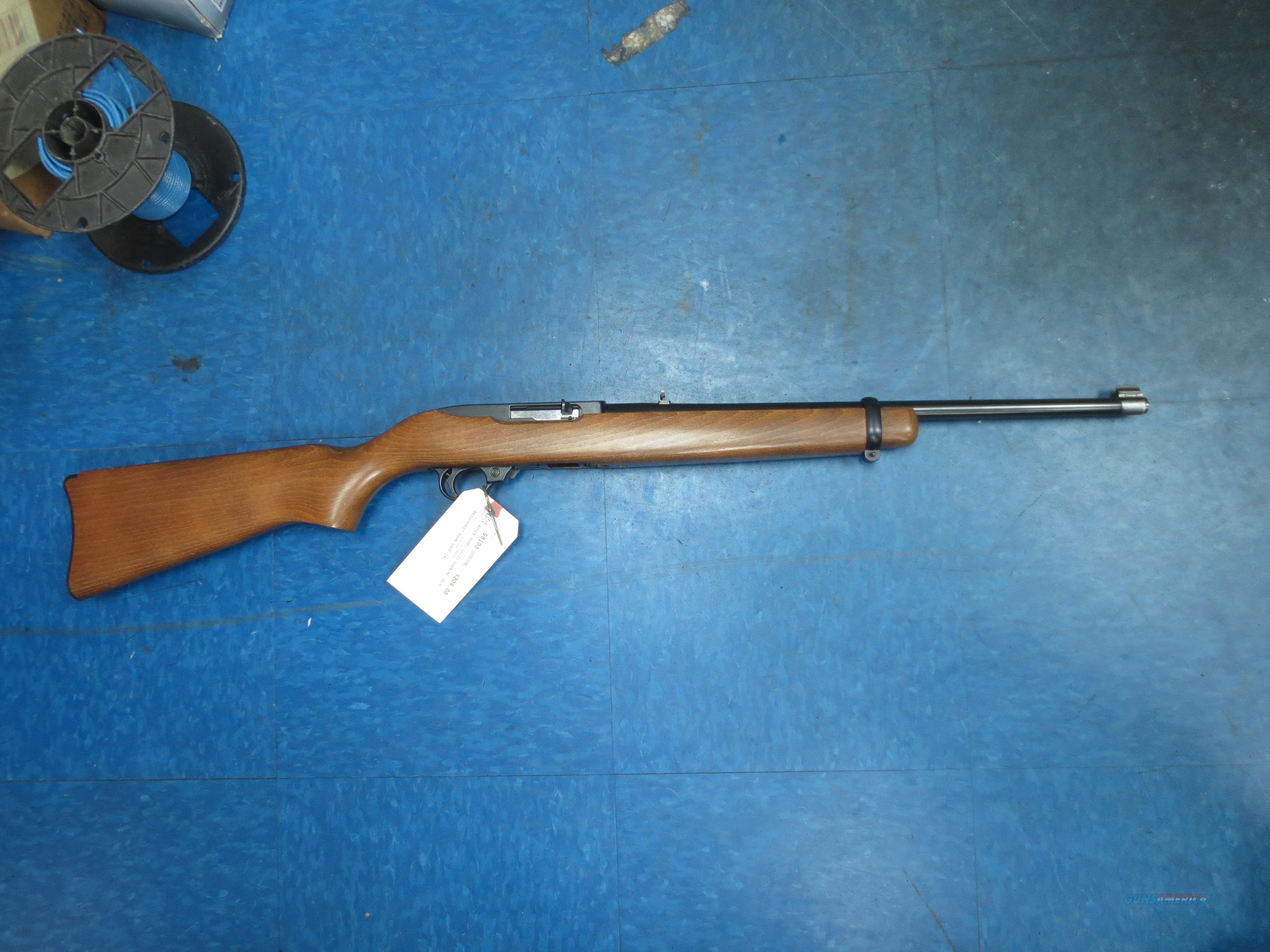 Ruger 10-22 semi-auto Clip feed  Guns > Rifles > Ruger Rifles > 10-22