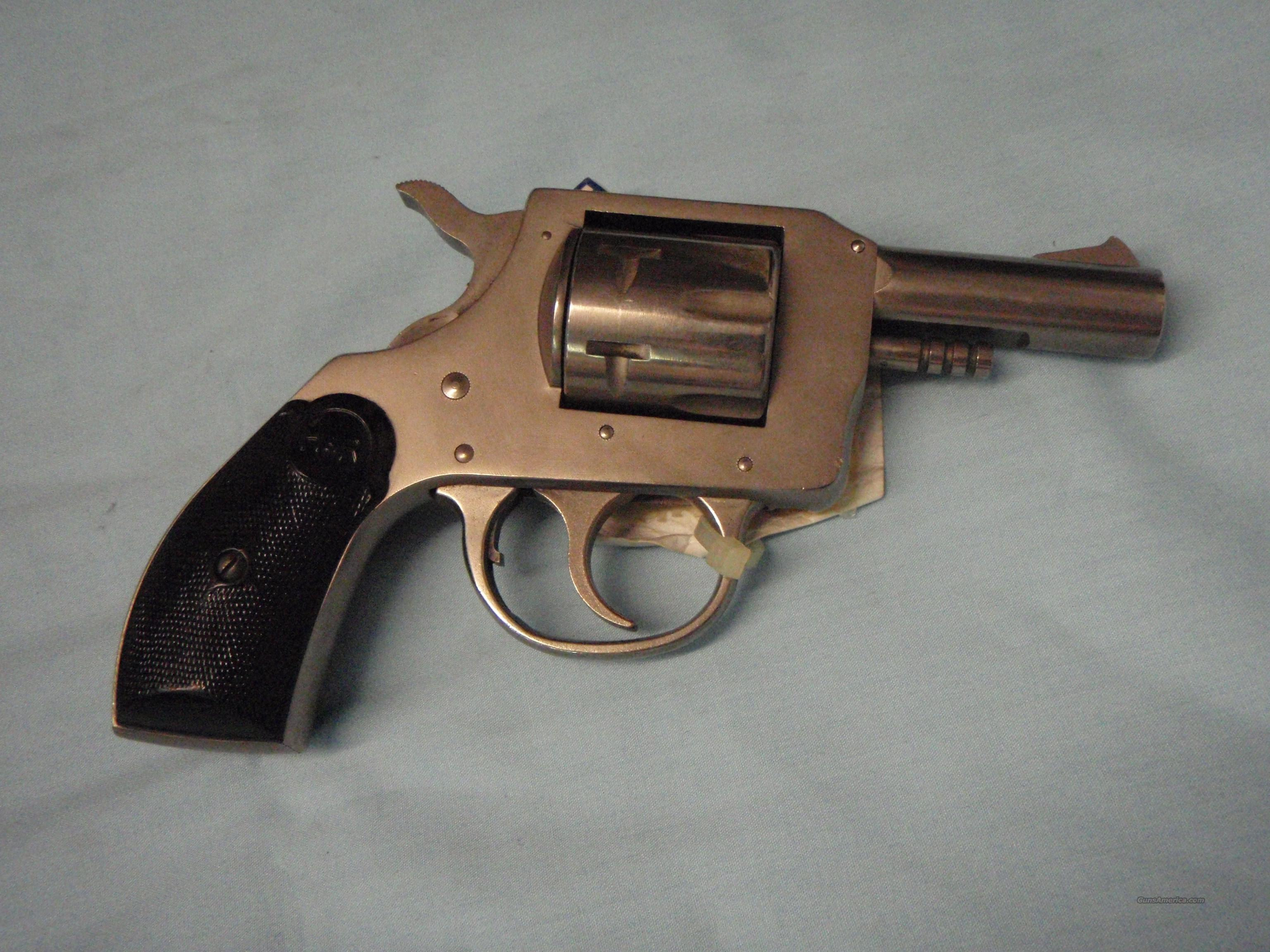 H&R mod# 733 32 S&W L  revolver   Guns > Pistols > Harrington & Richardson Pistols