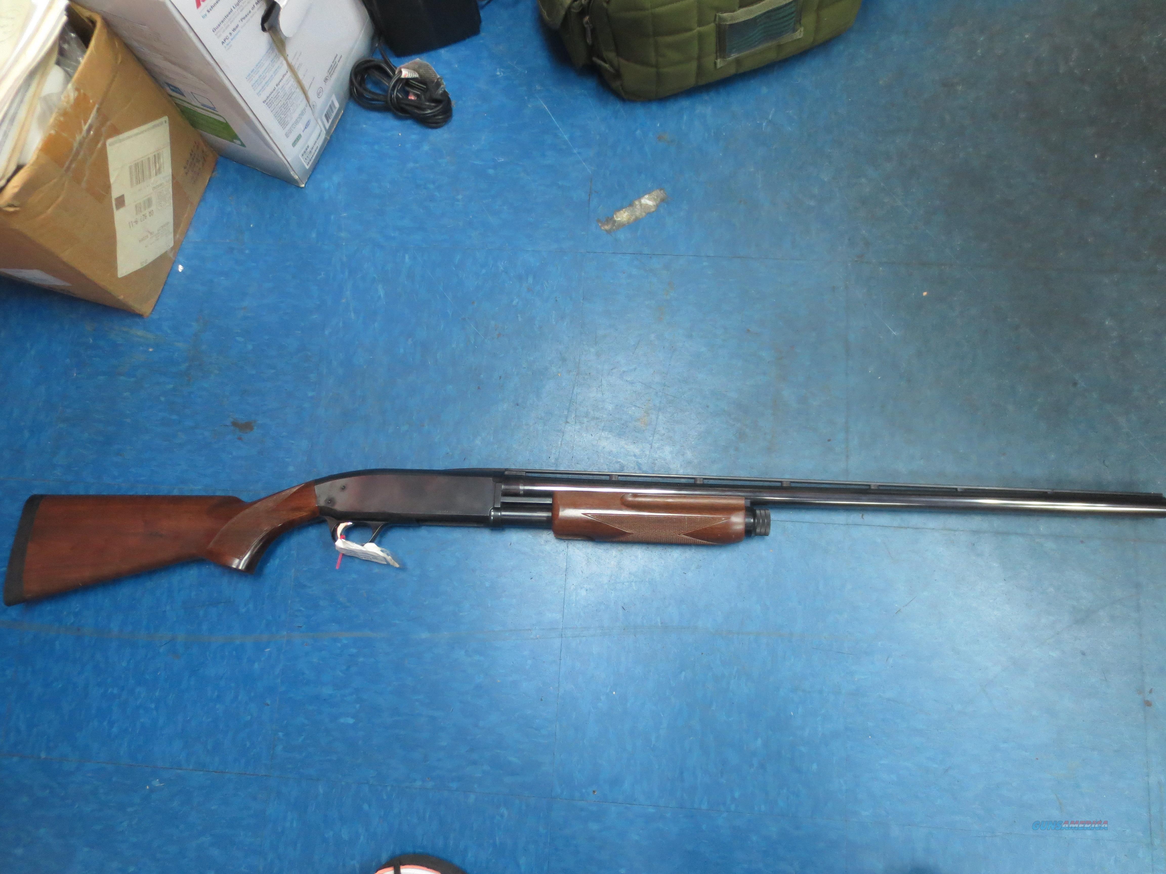Browning BPS 12 gau shotgun w/invector choke  Guns > Shotguns > Browning Shotguns > Pump Action > Hunting