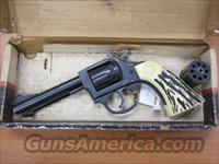 Iver Johnson Trail blazer .22 mag/ 22lr double action only   Iver Johnson Pistols