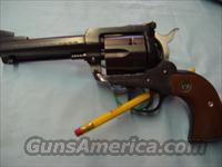 Ruger new model Blackhawk 357 Cal Revolver  Guns > Pistols > Ruger Single Action Revolvers > Blackhawk Type