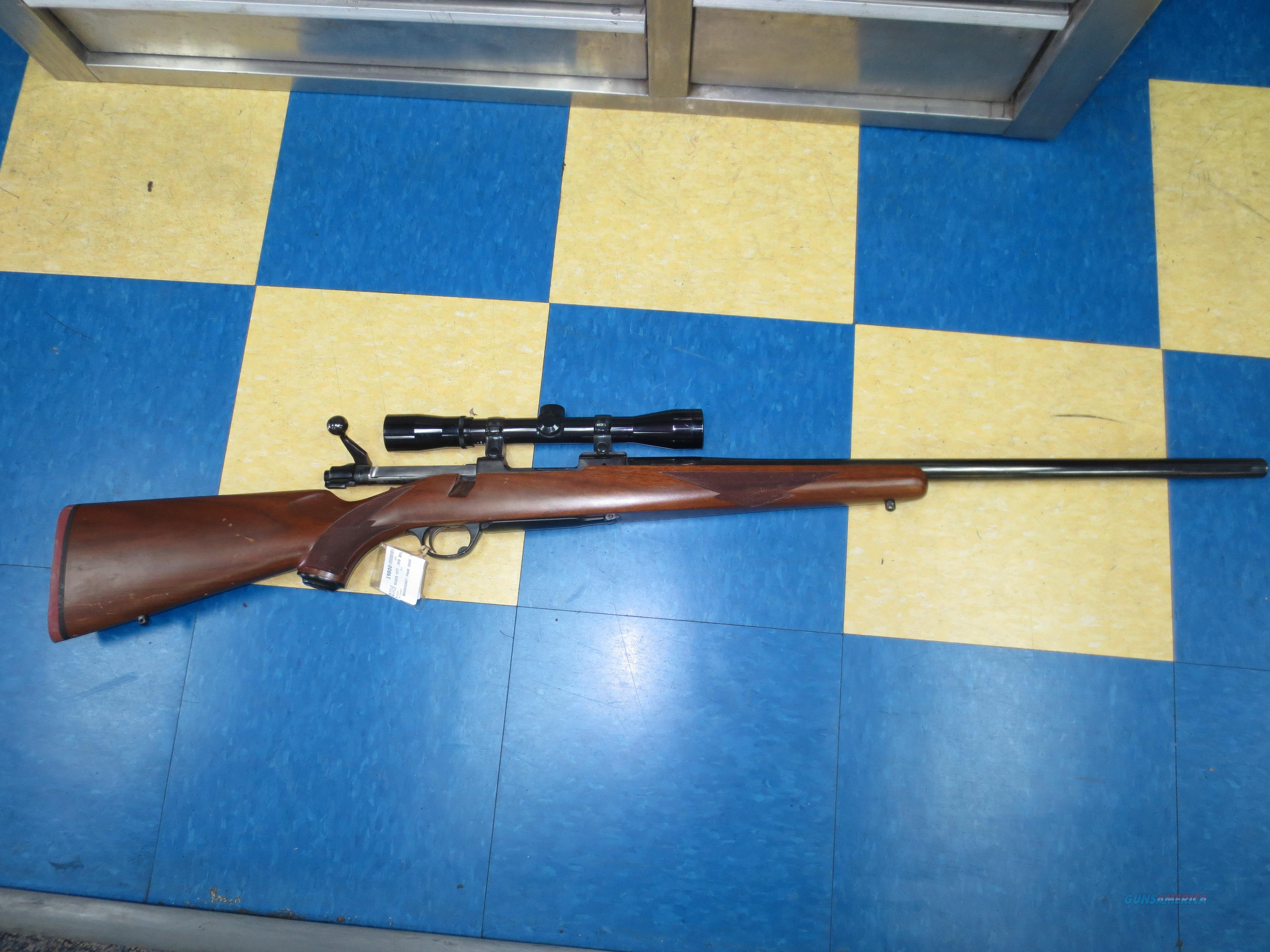 "Ruger mod# M77 24"" hvy barrel .308 cal  Guns > Rifles > Ruger Rifles > Model 77"