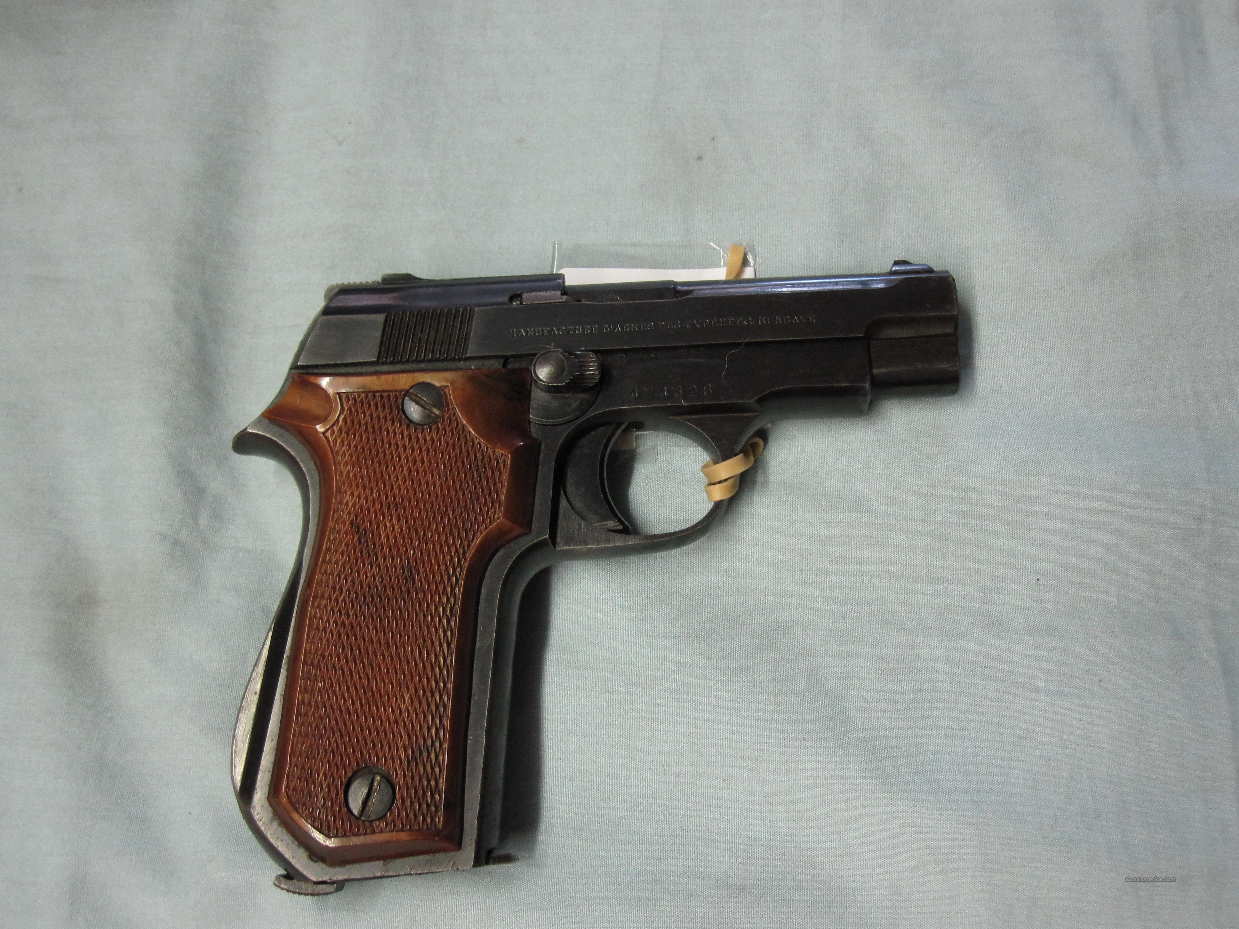 Unique Mod 52 Pistol 3 3 Quot Barrel 22cal For Sale