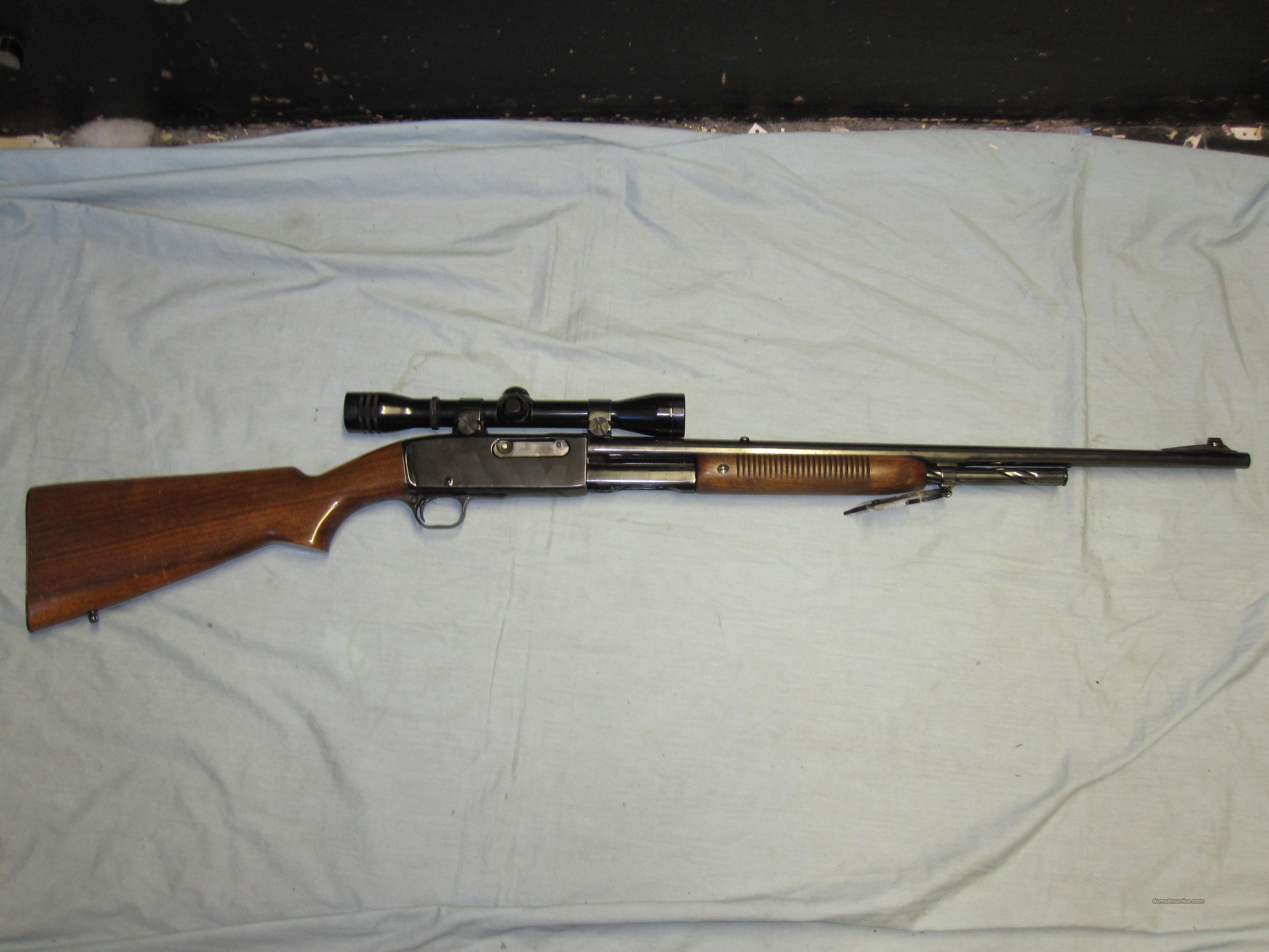 Remington mod#141 Gamemaster Pump action .35 re... for sale