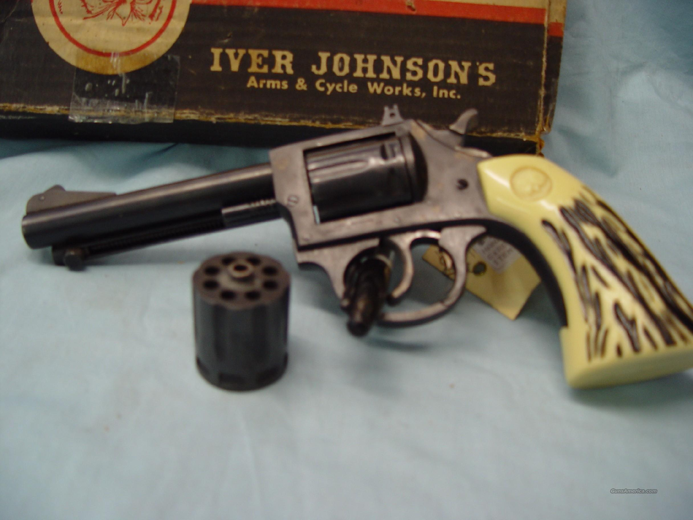 """Western Auto Sales >> Iver Johnson 22/22 mag revolver 5.5"""" barrell for sale"""