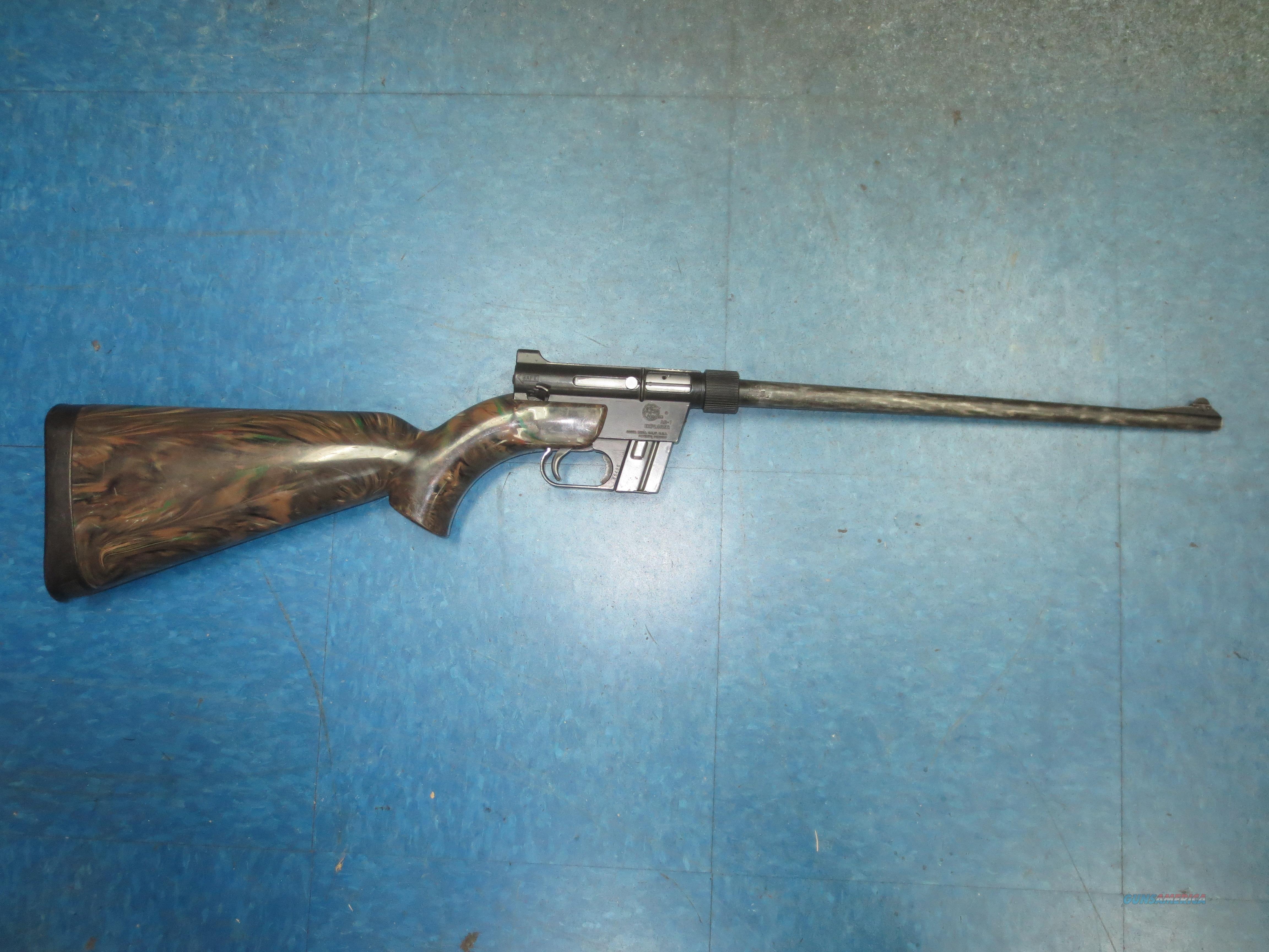 Armalite model AR-7 Explorer .22 LR take down rifle  Guns > Rifles > Armalite Rifles > Complete Rifles