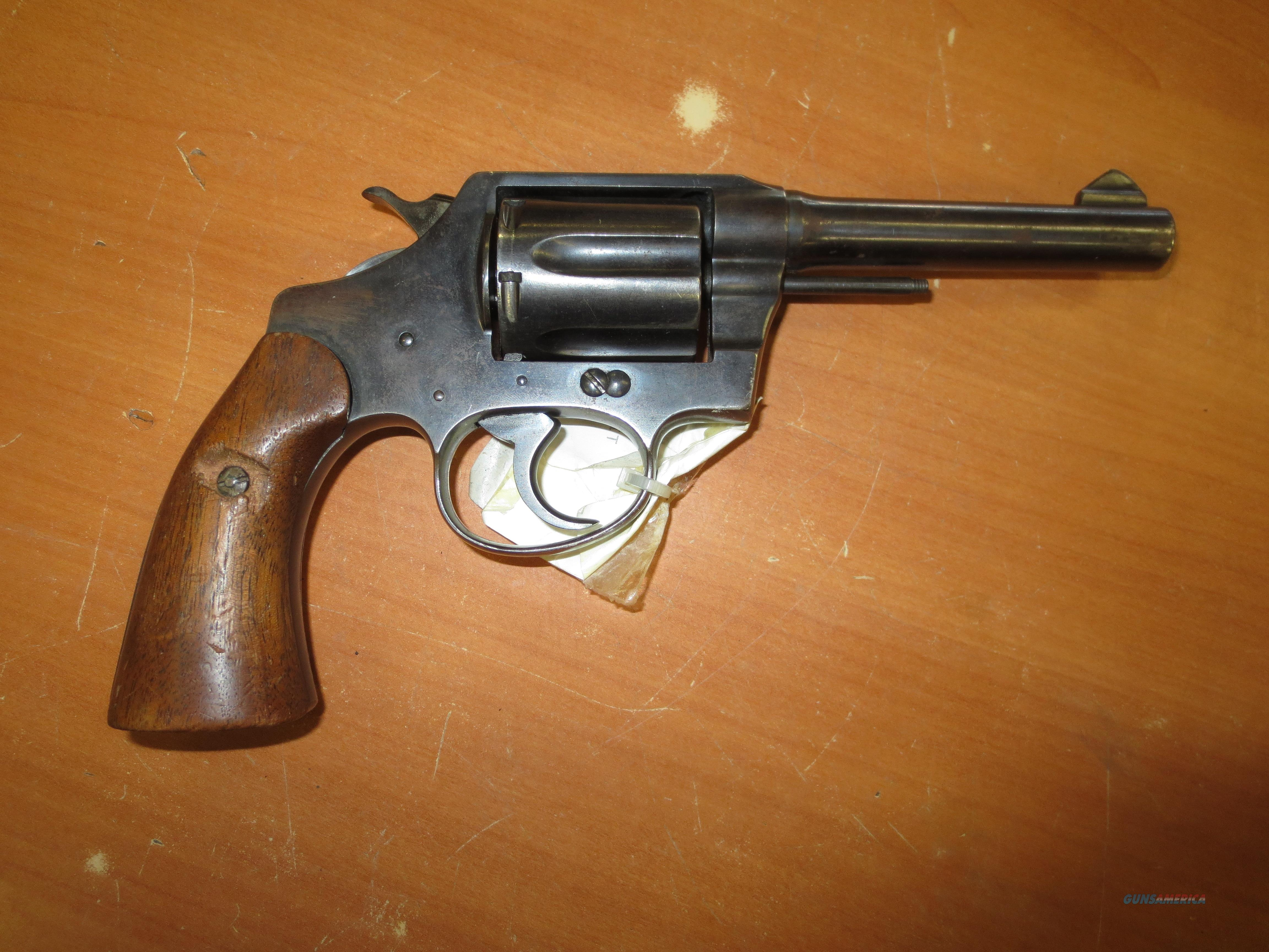 "Colt Mod# Police Positive 38 special cal. 4"" barrell  Guns > Pistols > Colt Double Action Revolvers- Pre-1945"