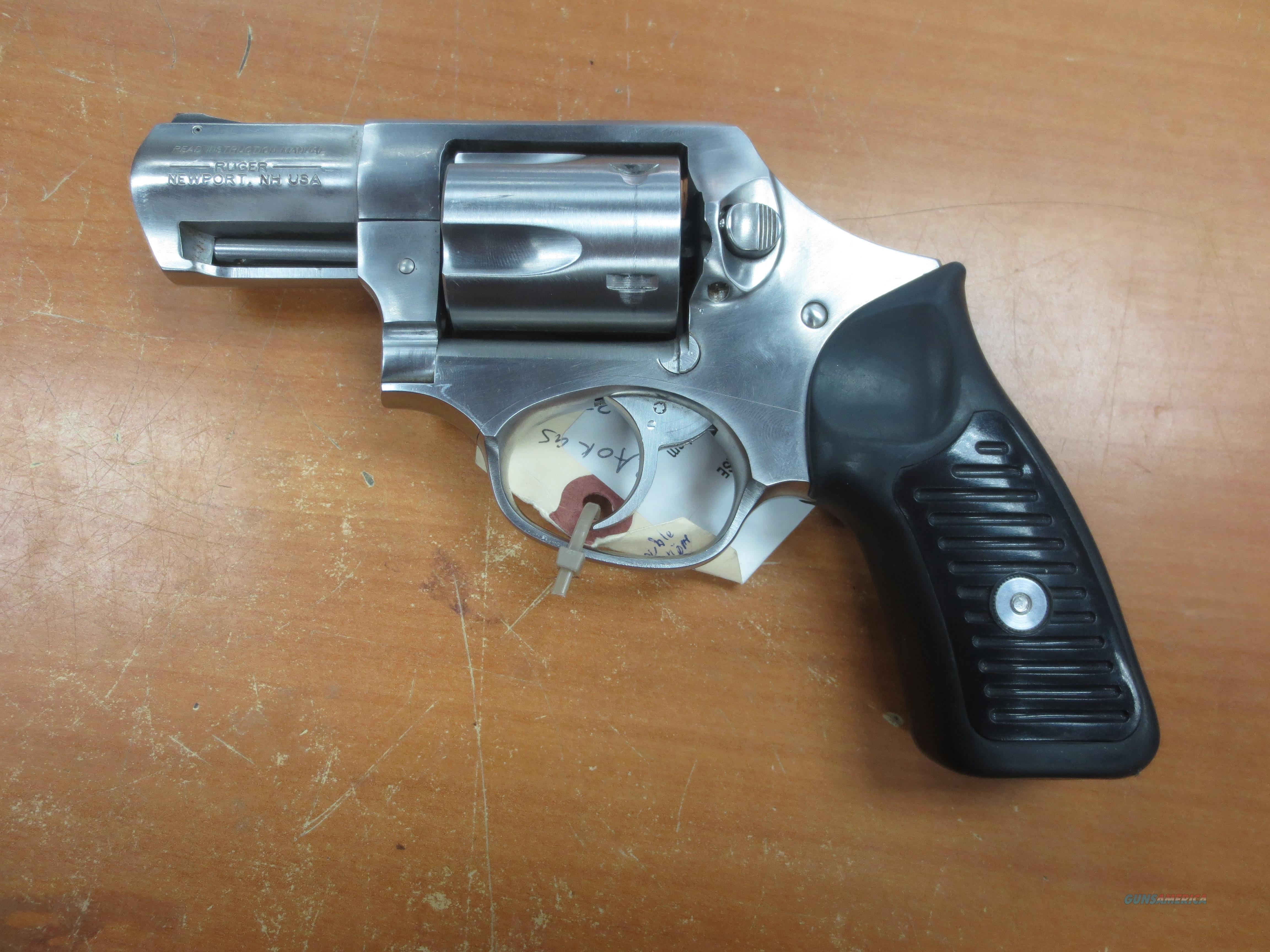 Ruger SP101 Double Action Only .357 Magnum   Guns > Pistols > Ruger Double Action Revolver > SP101 Type