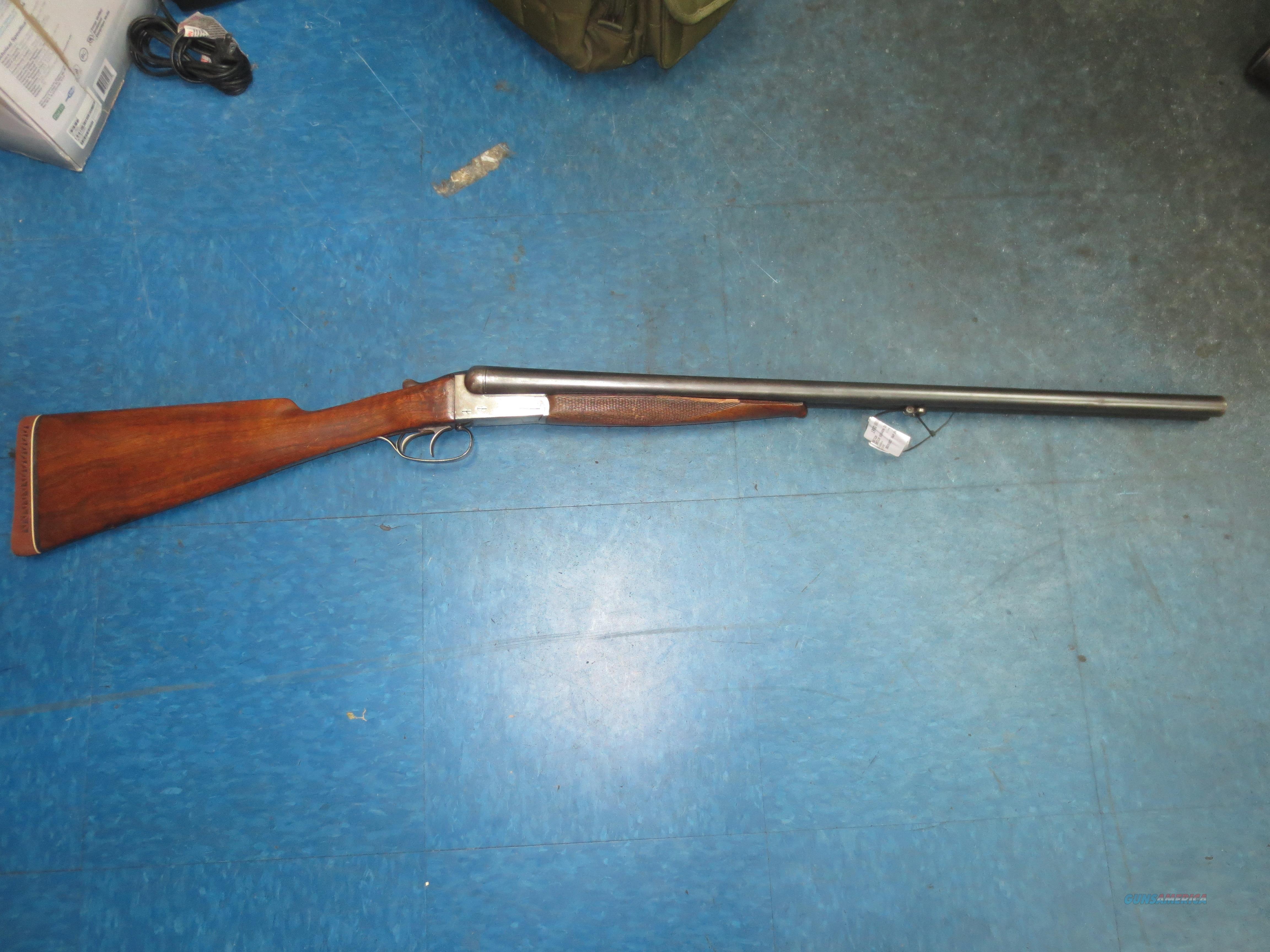 "Husqvarna SxS 12 gauge shotgun 27.5"" (made in Sweden) Dual Trigger  Guns > Shotguns > H Misc Shotguns"