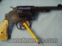 "S&W mod# DA 32 5"" barrel (bone grips)  Smith & Wesson Revolvers > Model 10"