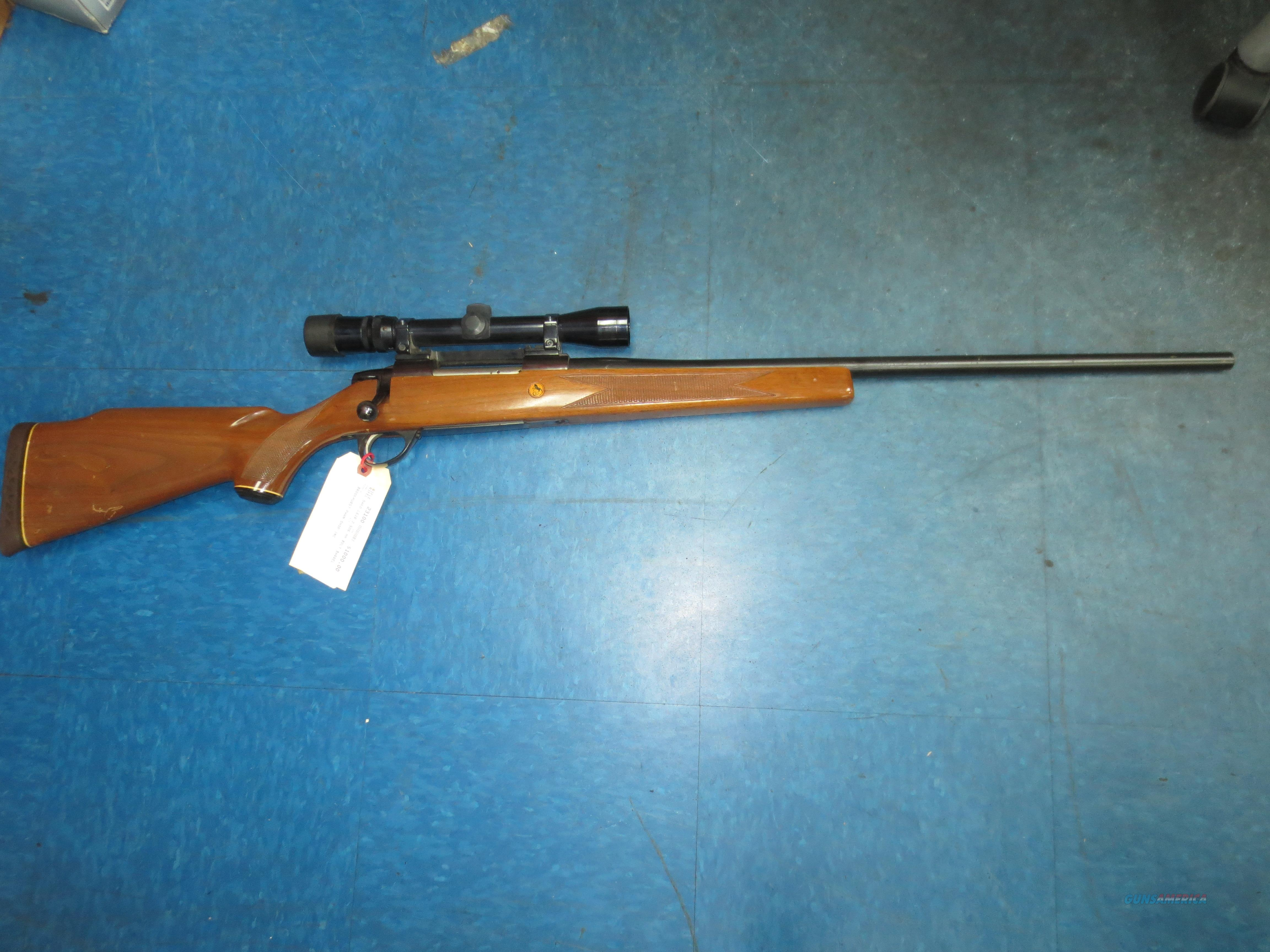 sako Mod# L61R 25.06 cal bolt action rifle w/scope  Guns > Rifles > Sako Rifles > Other Bolt Action