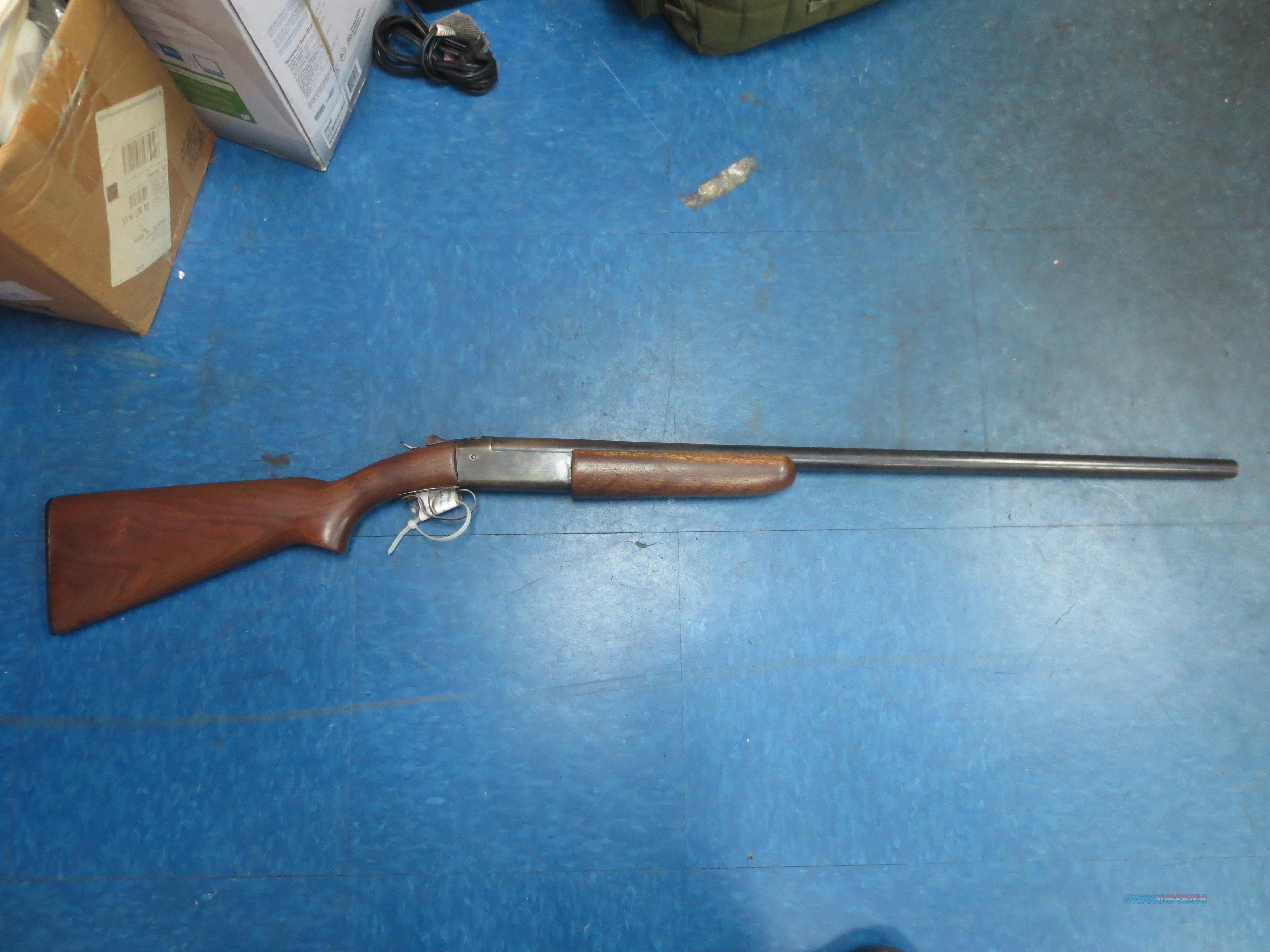 Winchester mod# 37 shotgun 20 gau  Guns > Shotguns > Winchester Shotguns - Modern