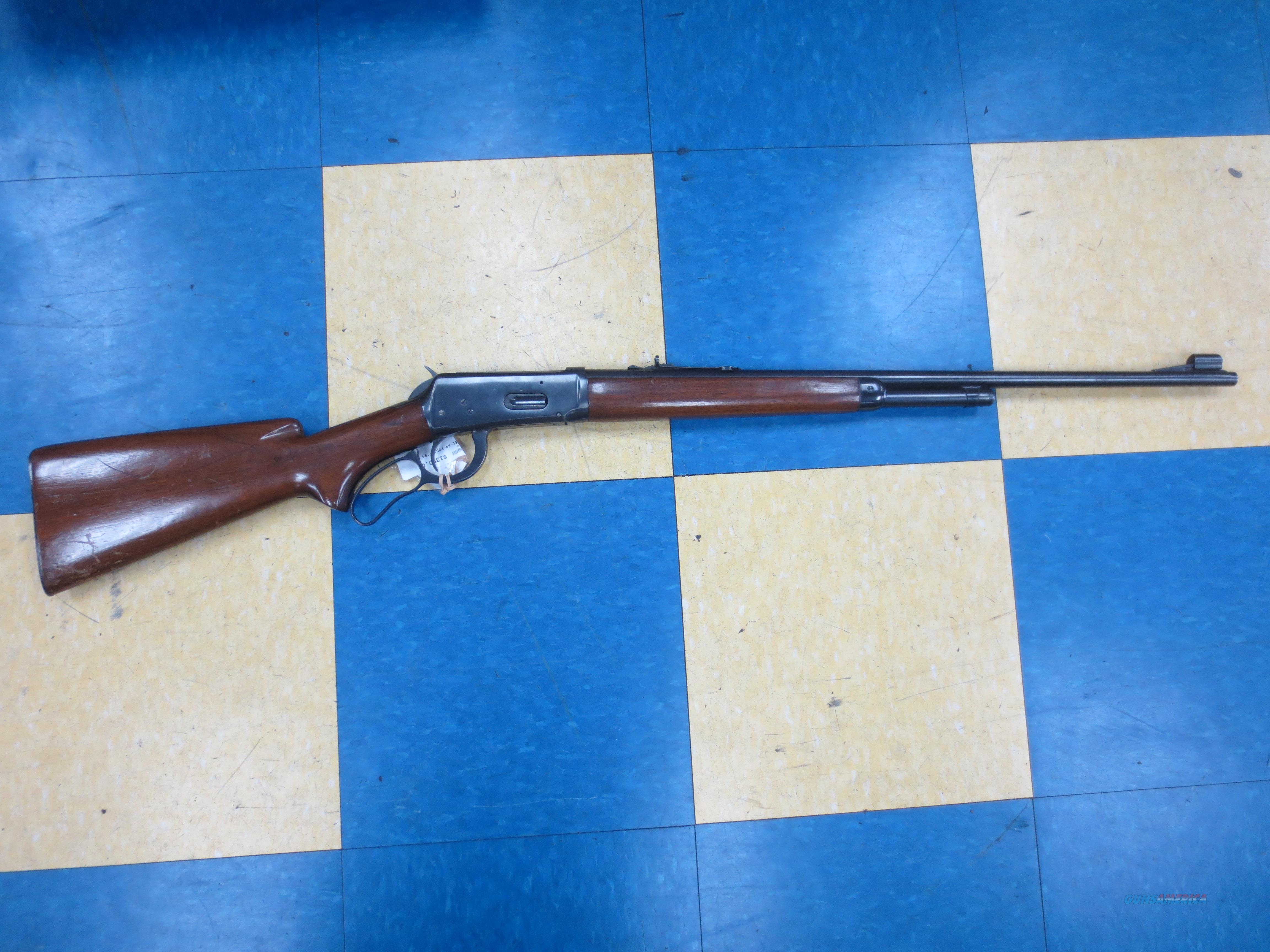 Winchester mod# 64 30 W.C.F. lever action  Guns > Rifles > Winchester Rifles - Modern Lever > Other Lever > Pre-64