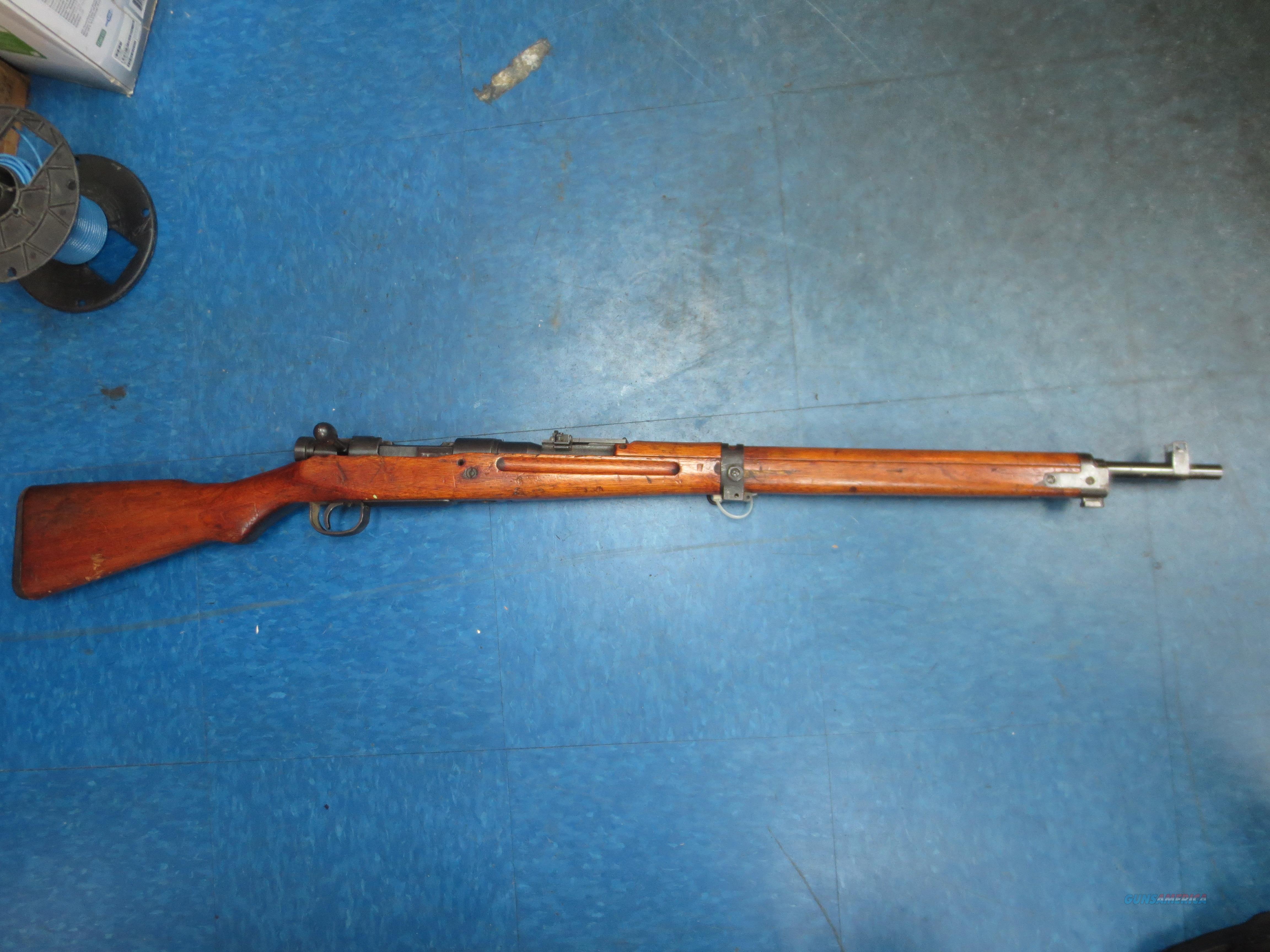 Japan Ariska rifle 7.7mm  Guns > Rifles > Military Misc. Rifles Non-US