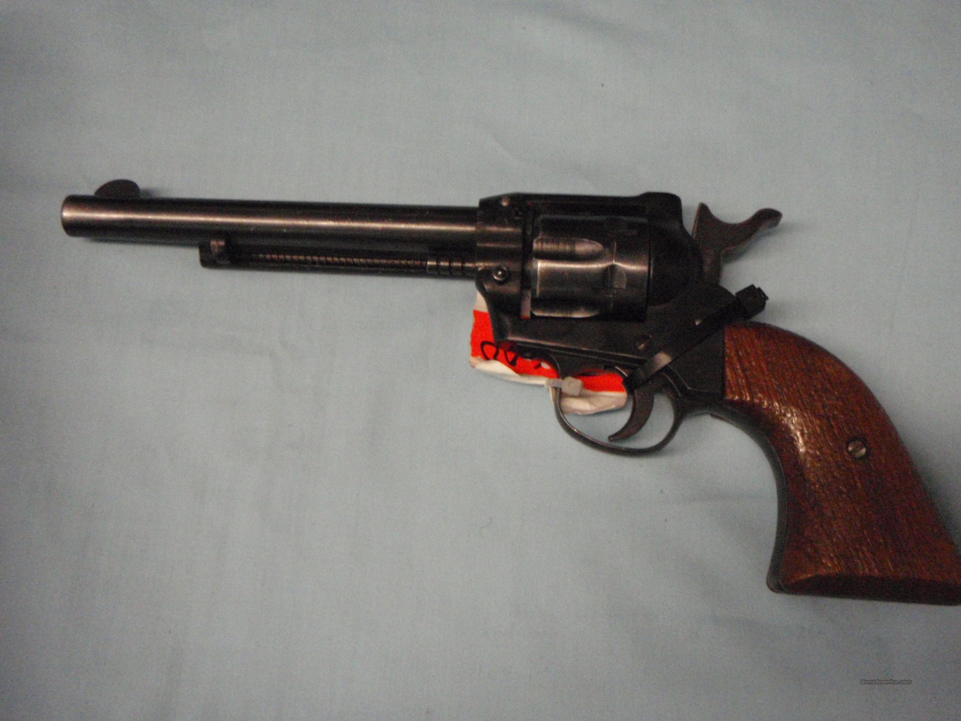 "Rohm mod#66 made in Germany revolver 6""  Guns > Pistols > R Misc Pistols"